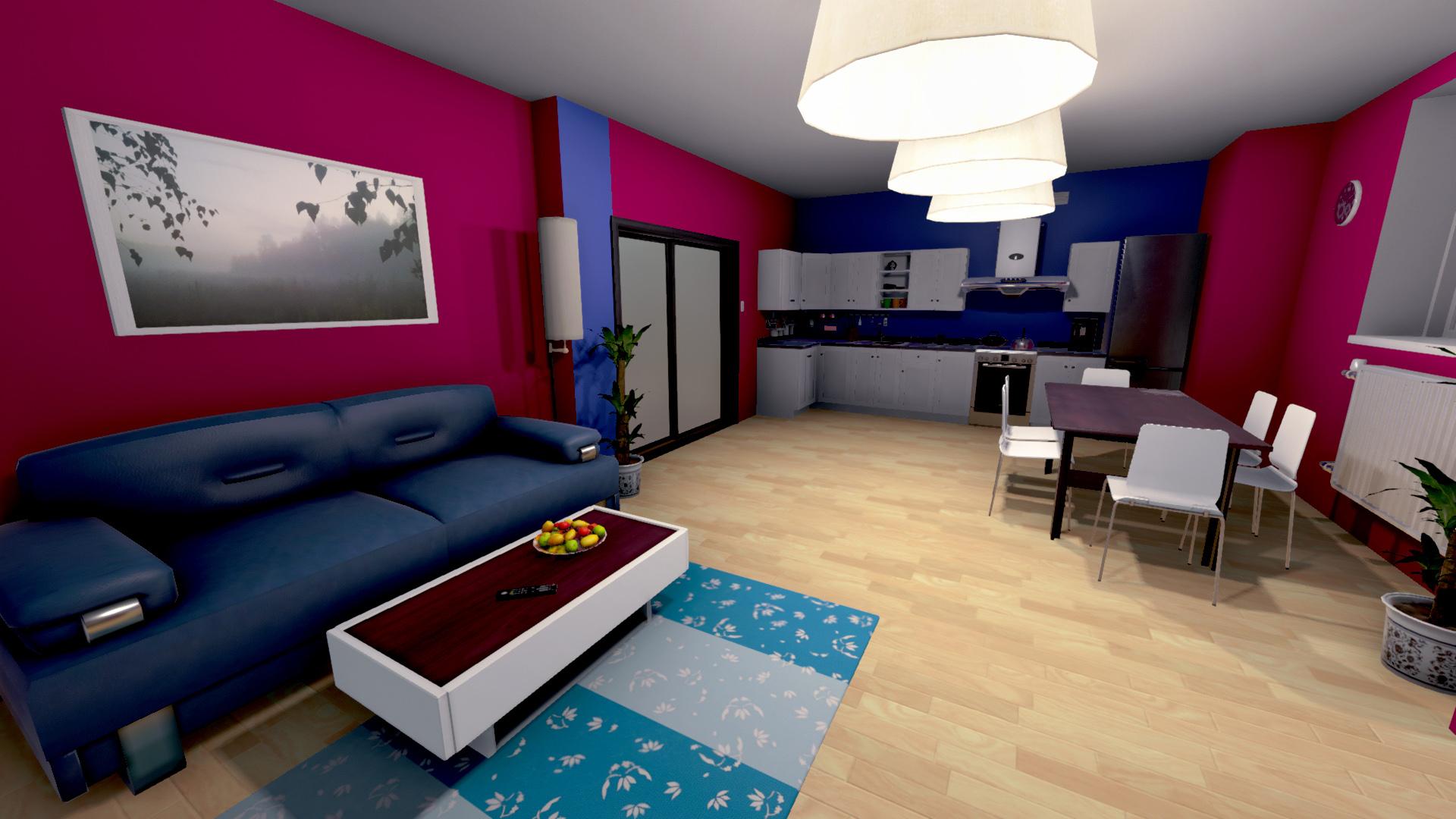 Скриншот №1 к House Flipper