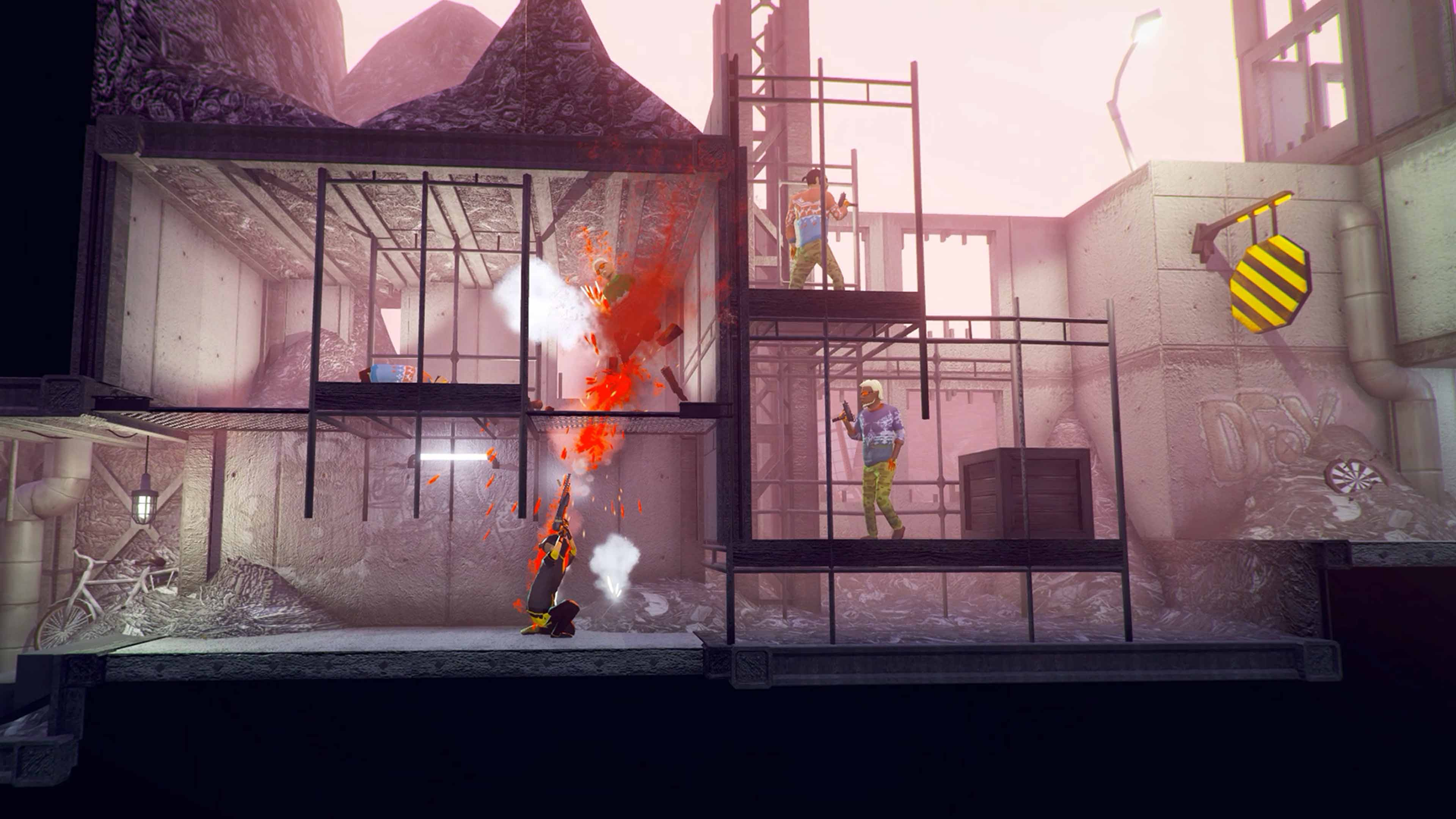 Скриншот №3 к My Friend Pedro