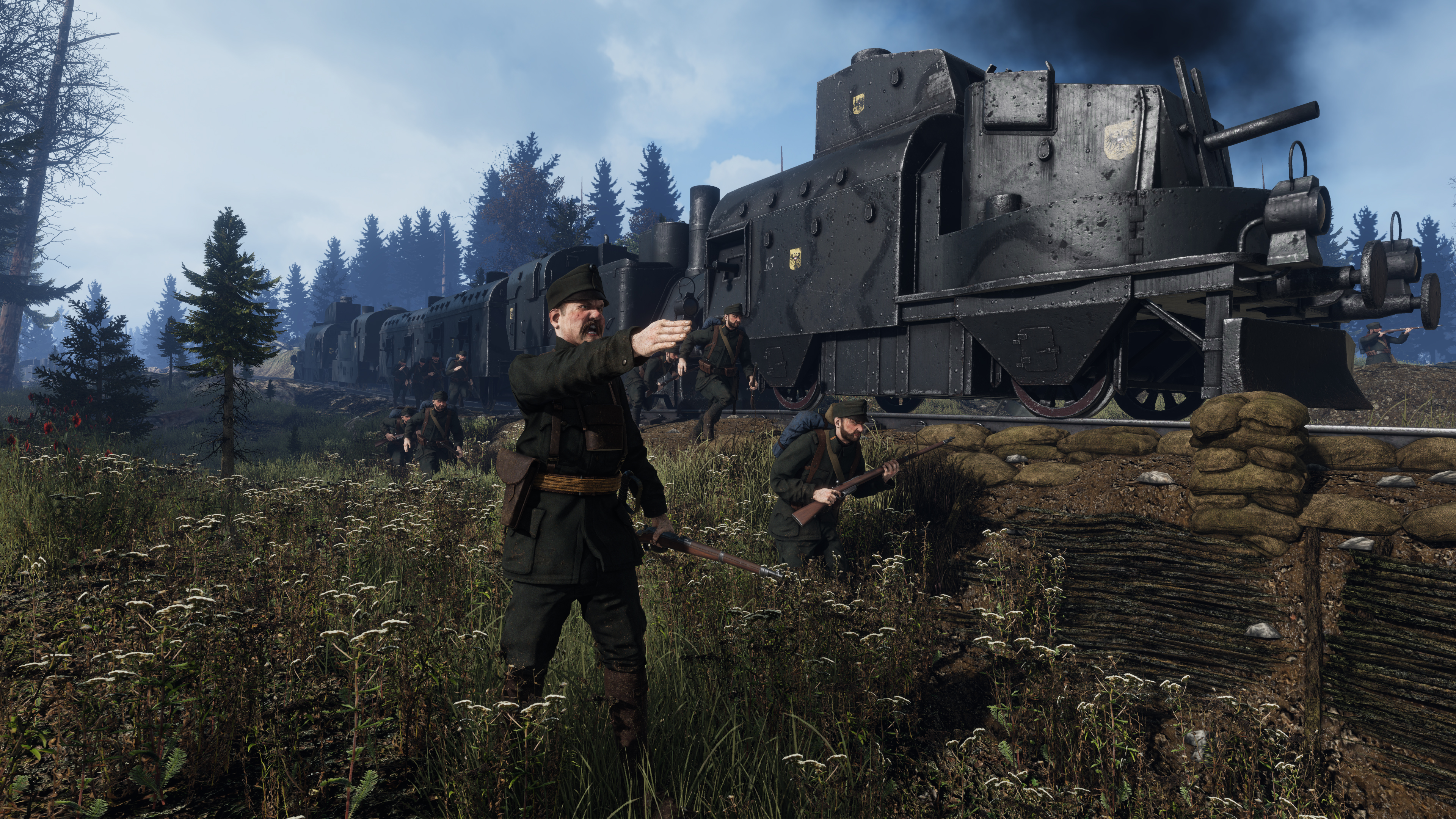 Скриншот №9 к Tannenberg