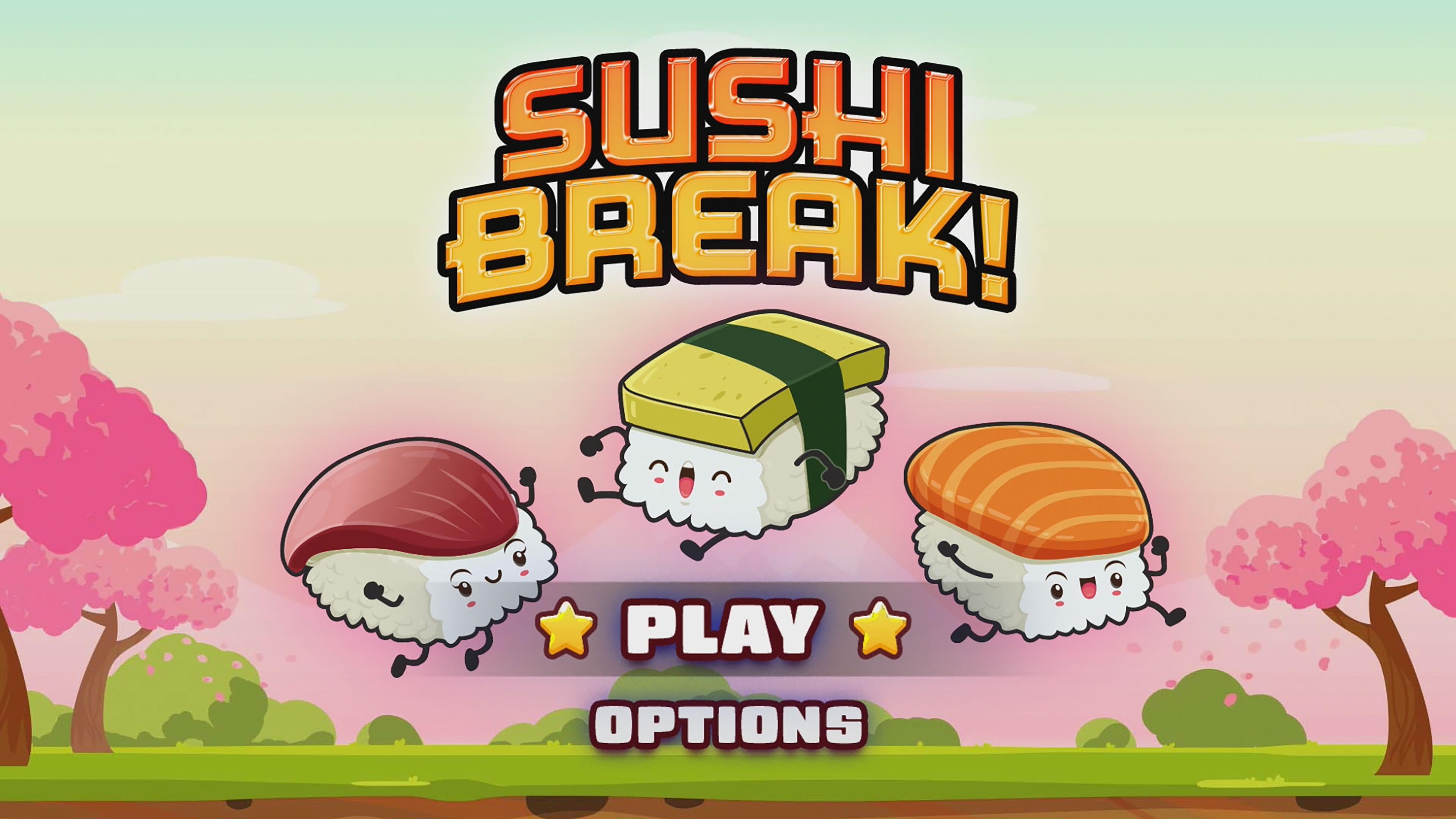 Скриншот №1 к Sushi Break Mega Game Bundle