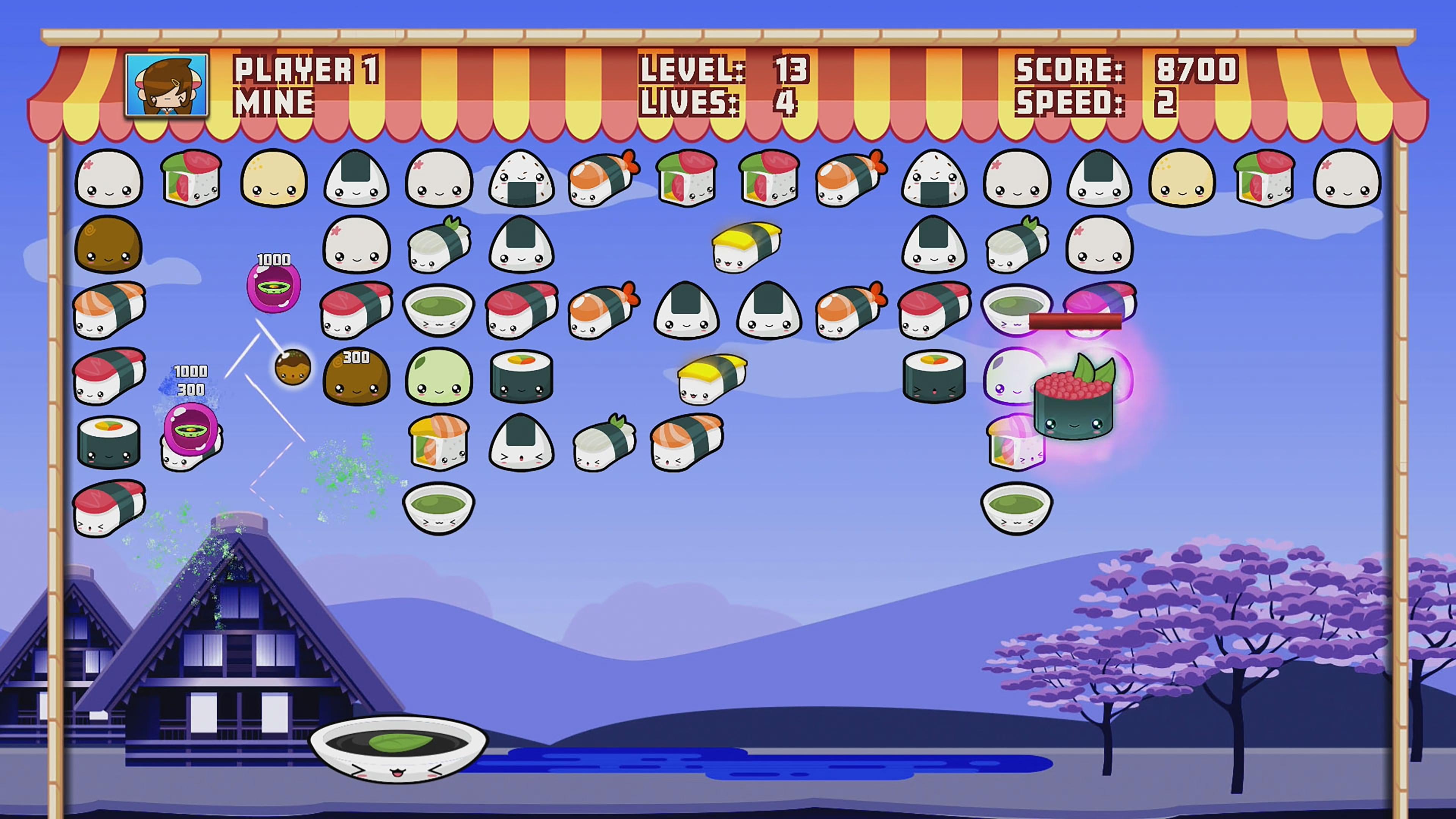 Скриншот №2 к Sushi Break Mega Game Bundle