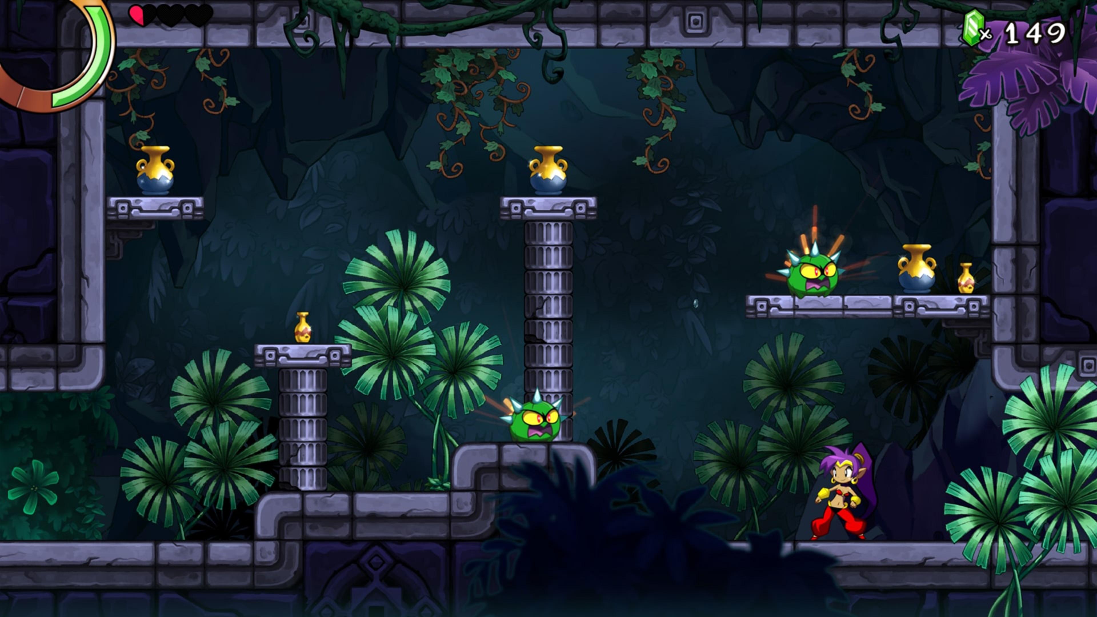 Скриншот №10 к Shantae and the Seven Sirens