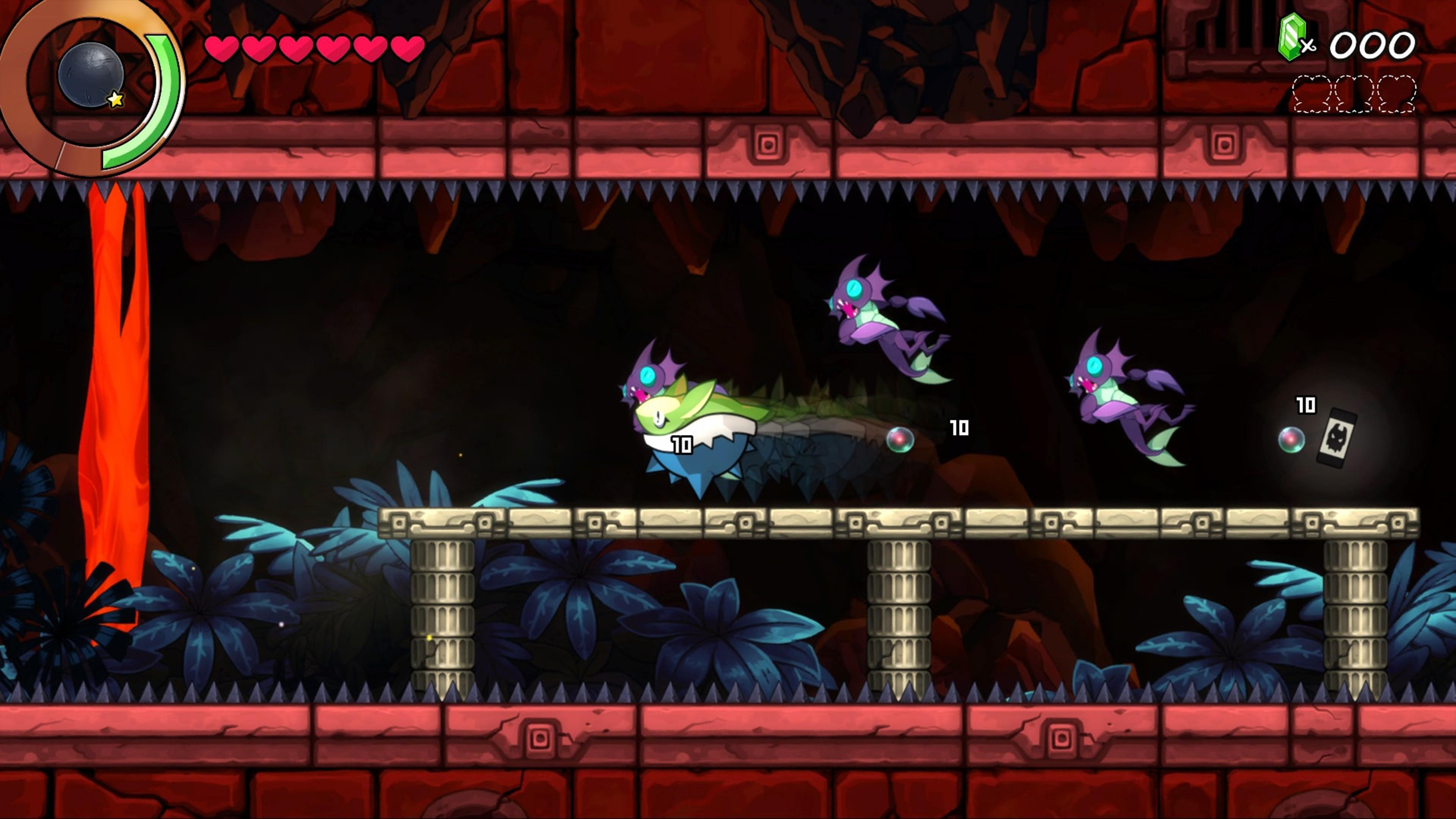 Скриншот №8 к Shantae and the Seven Sirens