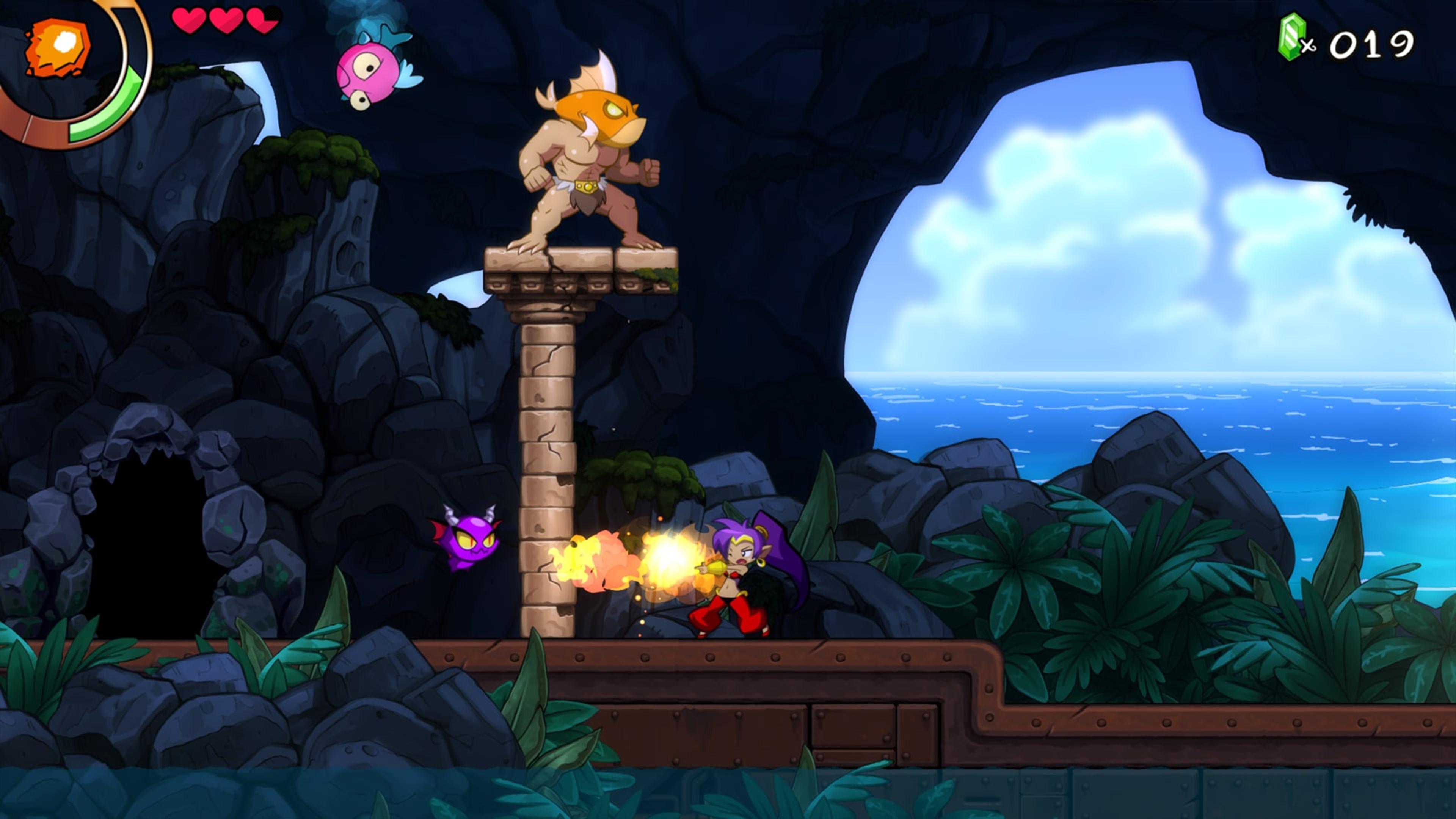 Скриншот №3 к Shantae and the Seven Sirens