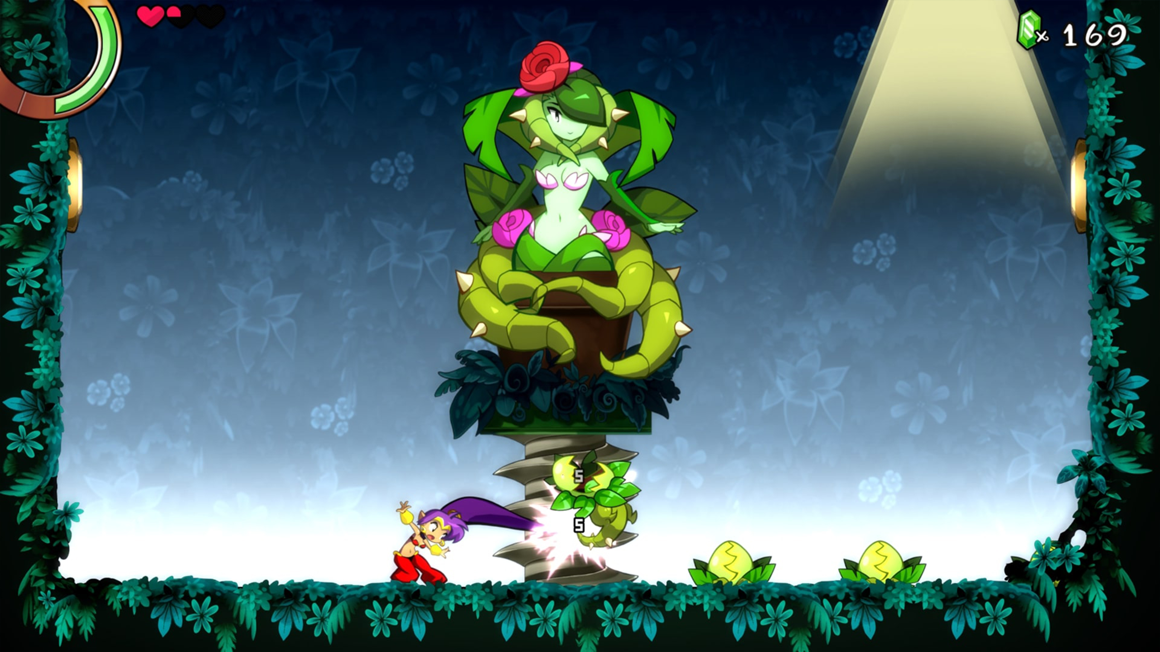Скриншот №2 к Shantae and the Seven Sirens