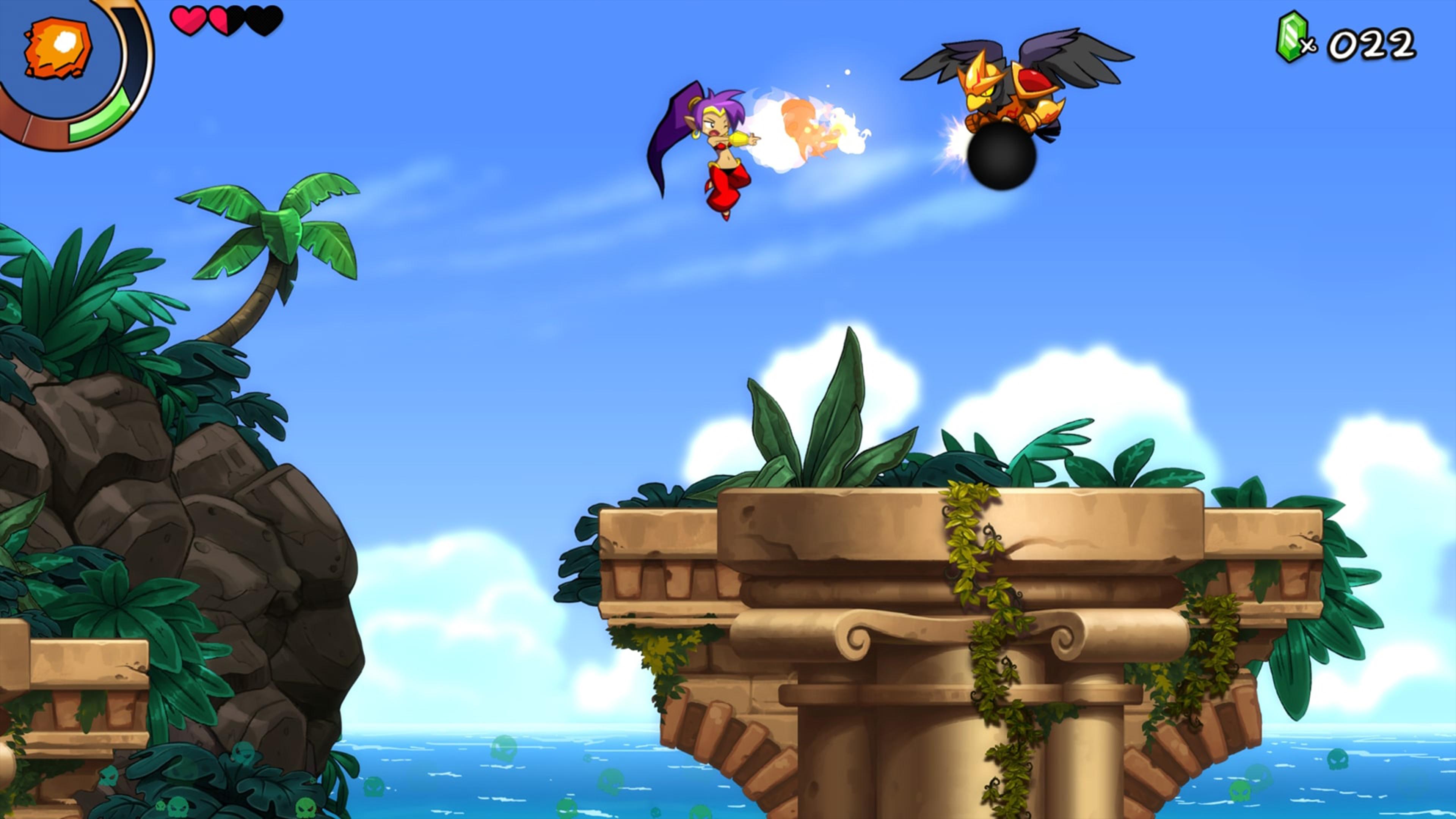 Скриншот №5 к Shantae and the Seven Sirens