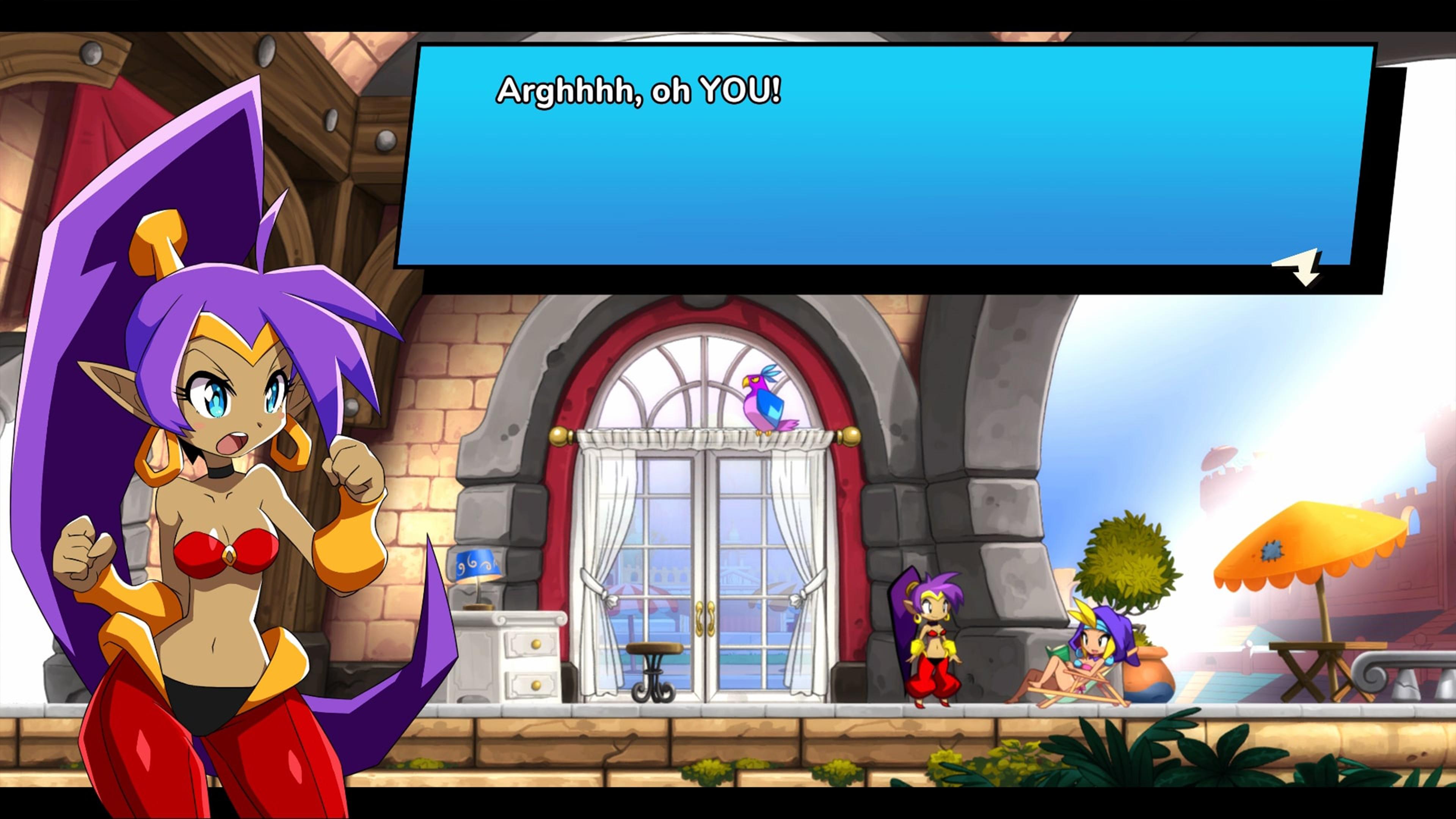 Скриншот №9 к Shantae and the Seven Sirens