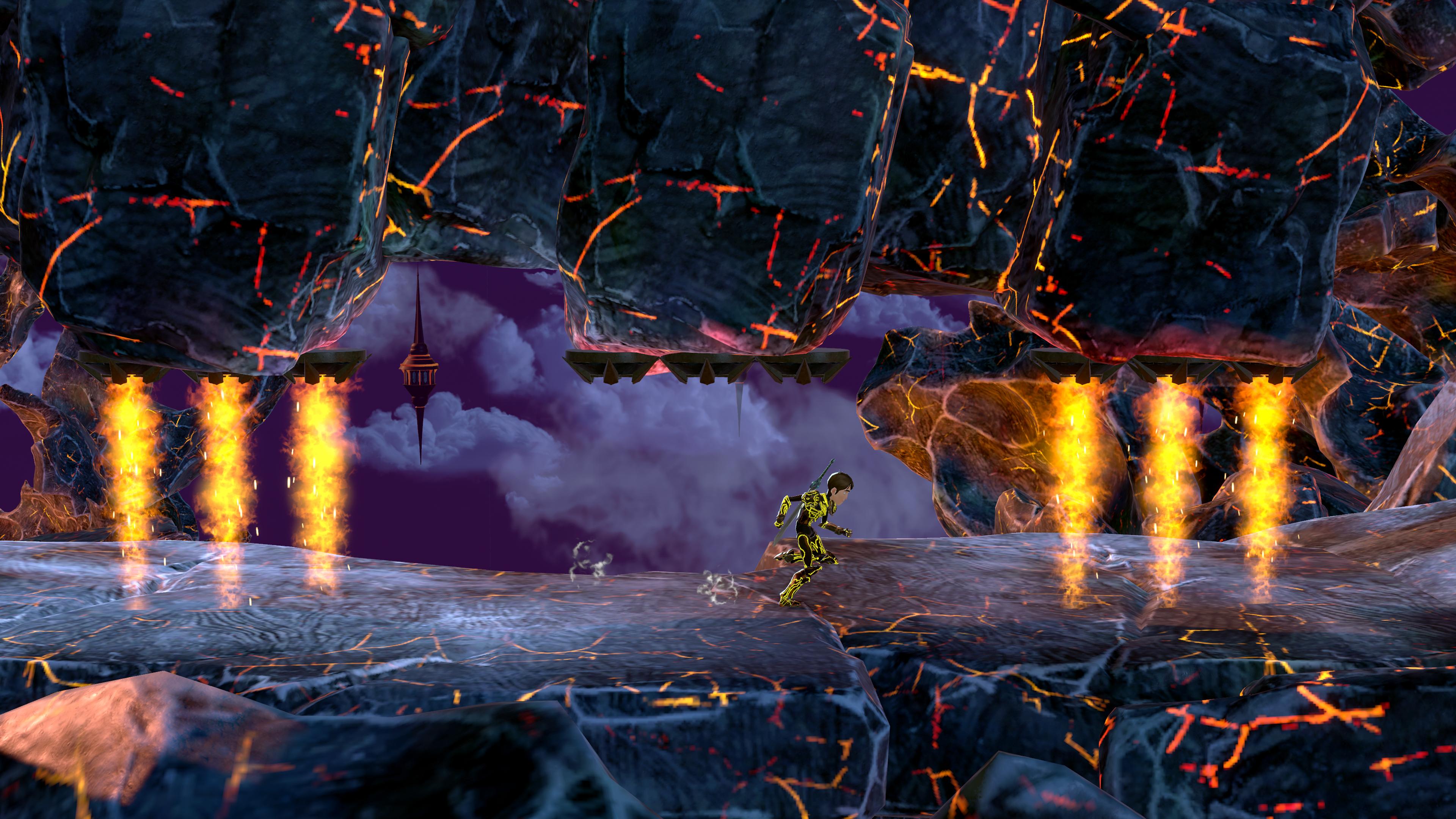 Скриншот №5 к TrollHunters Defenders of Arcadia