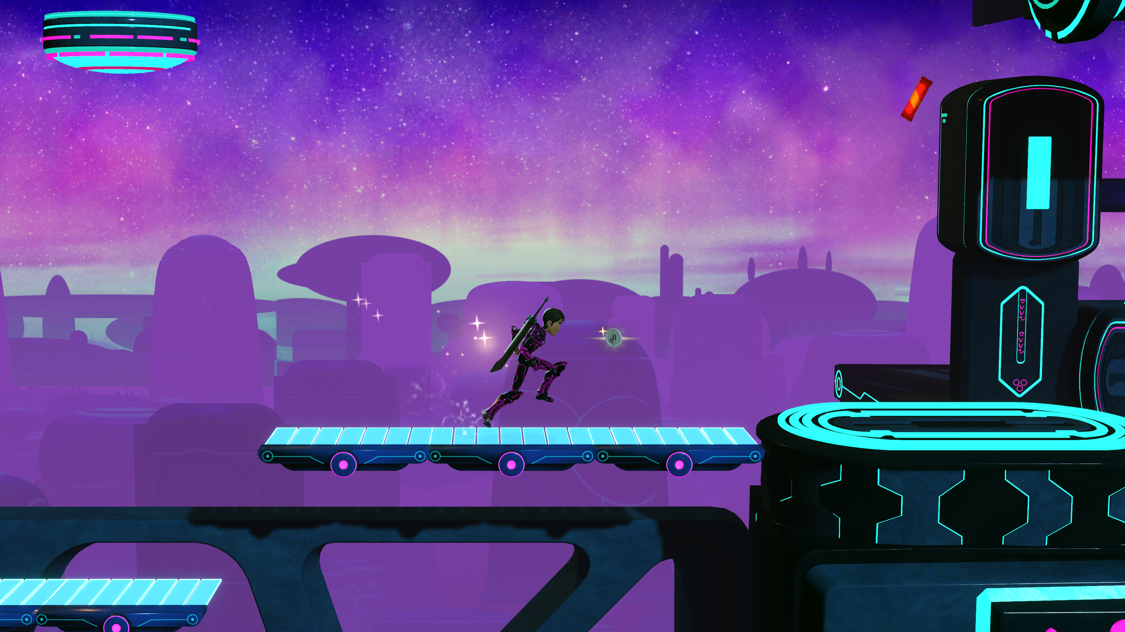 Скриншот №3 к TrollHunters Defenders of Arcadia