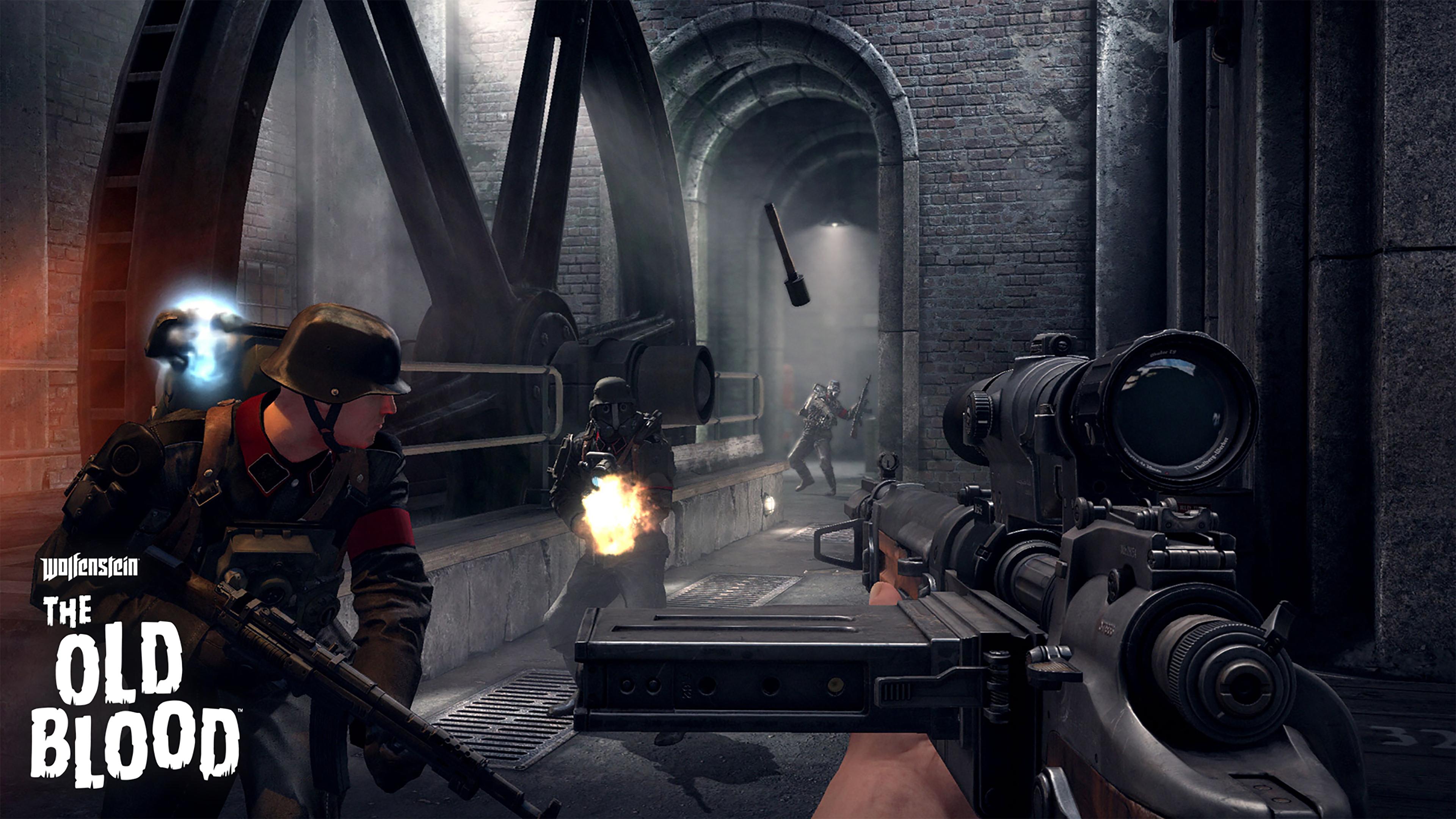 Скриншот №4 к Wolfenstein Alt History Collection