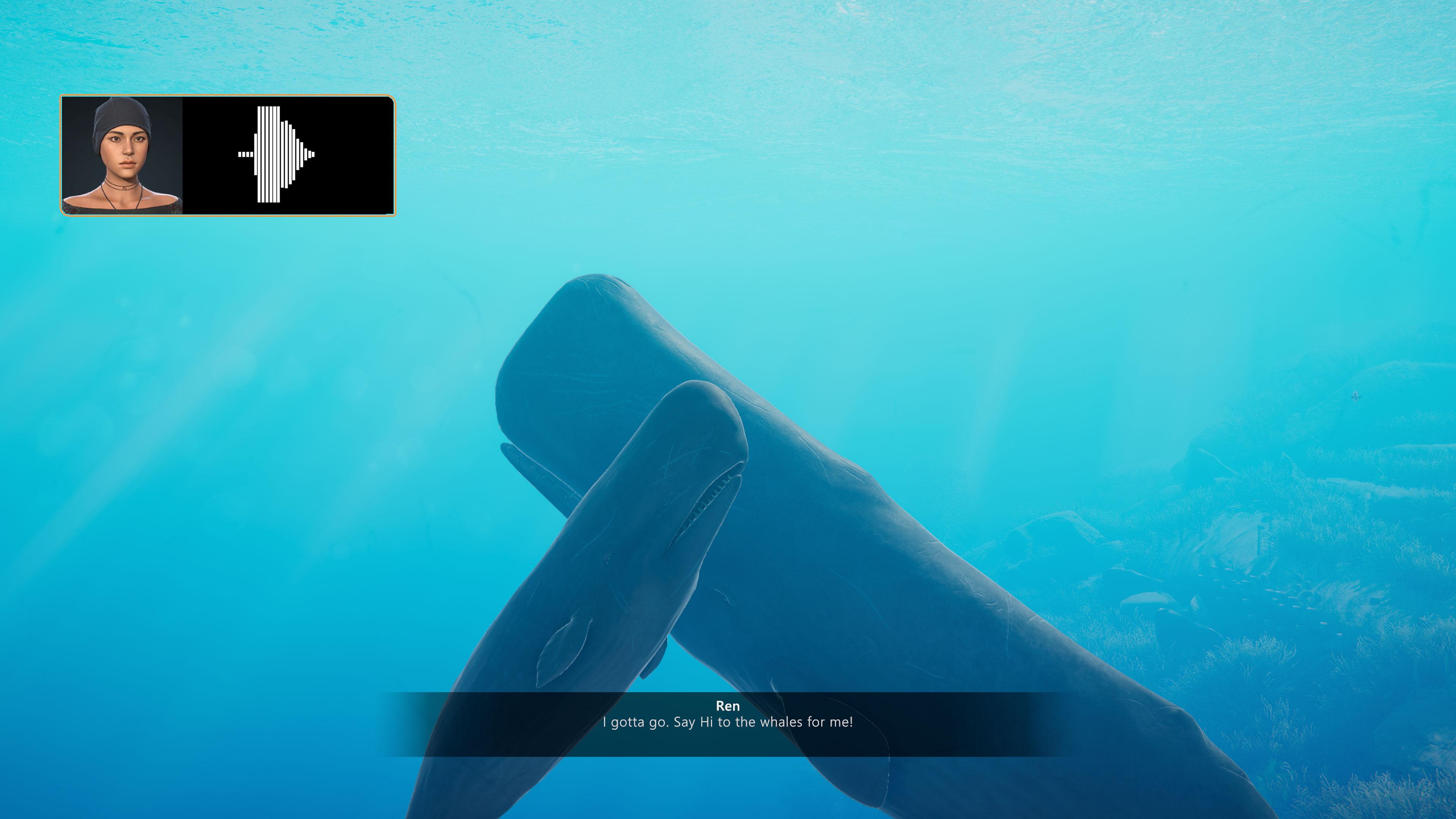 Скриншот №7 к Beyond Blue