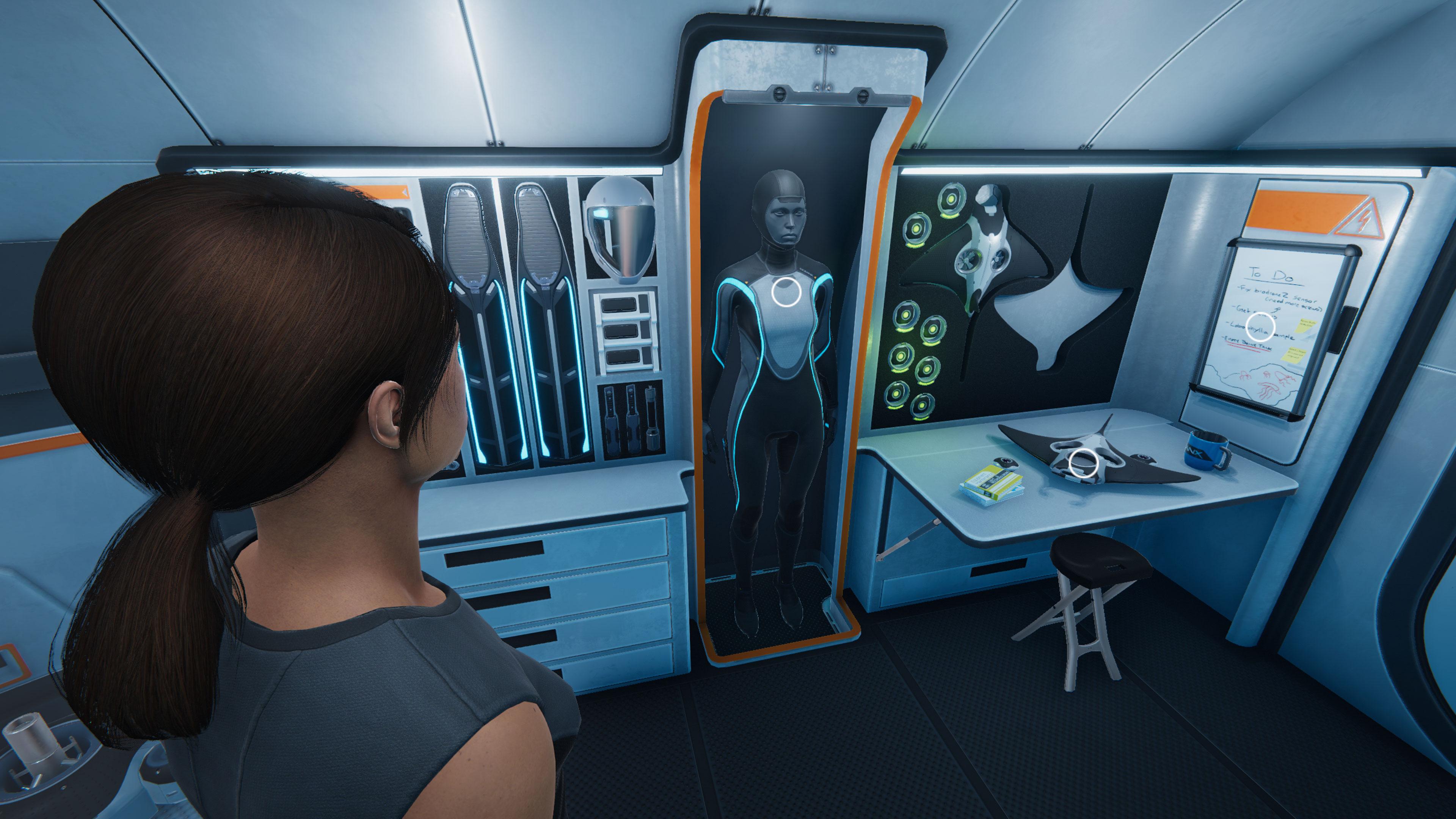 Скриншот №8 к Beyond Blue