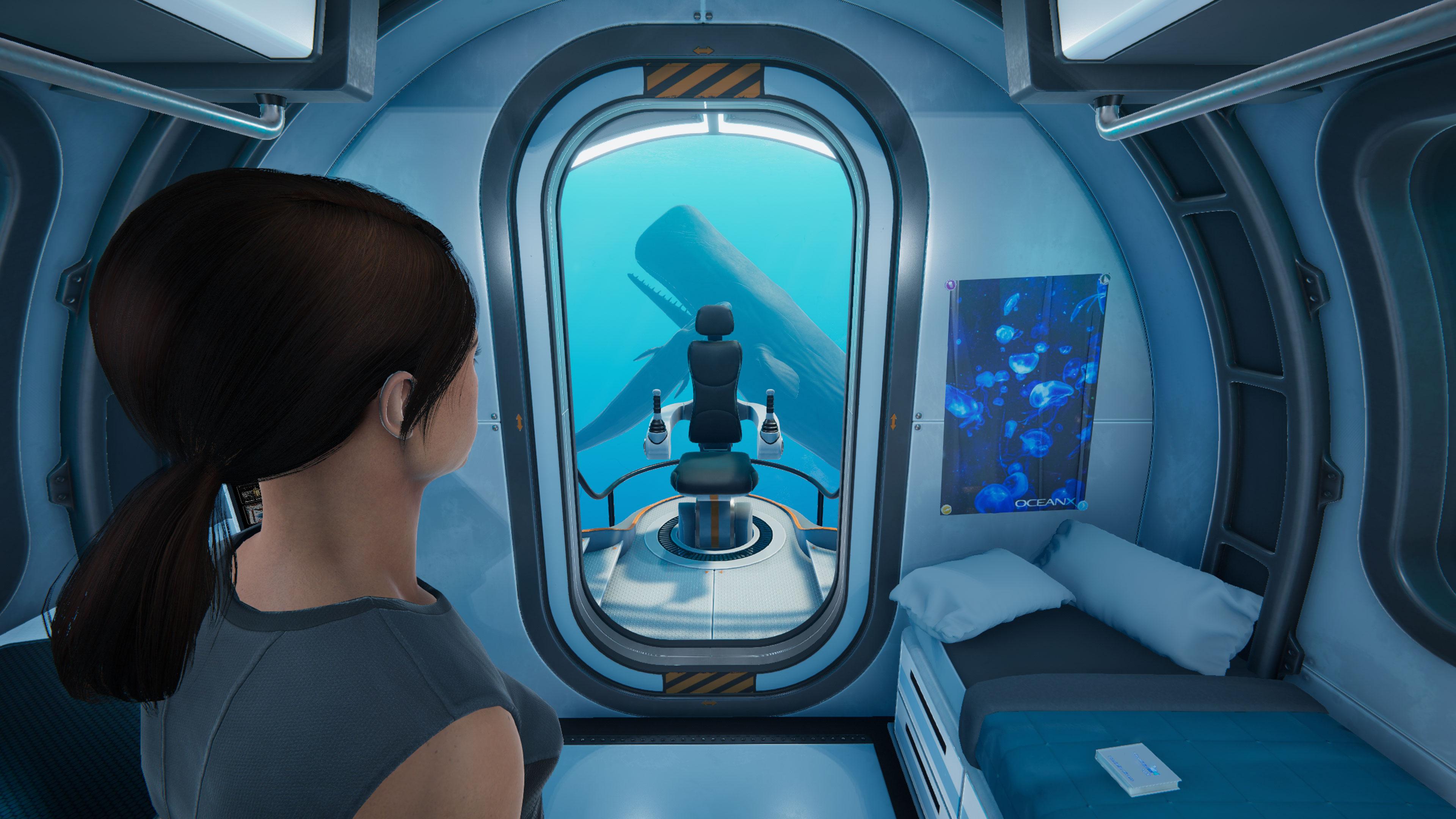 Скриншот №5 к Beyond Blue