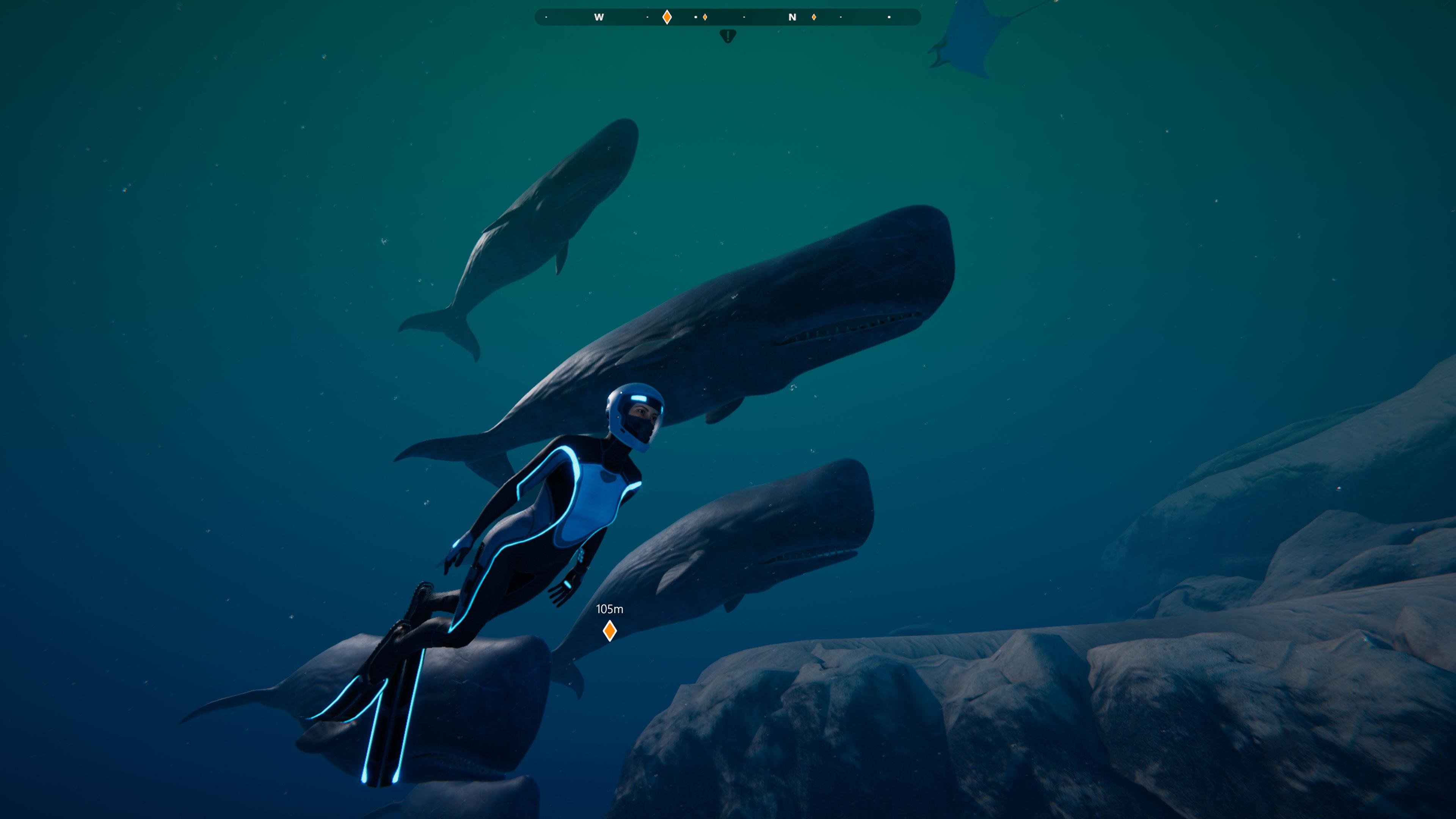 Скриншот №2 к Beyond Blue