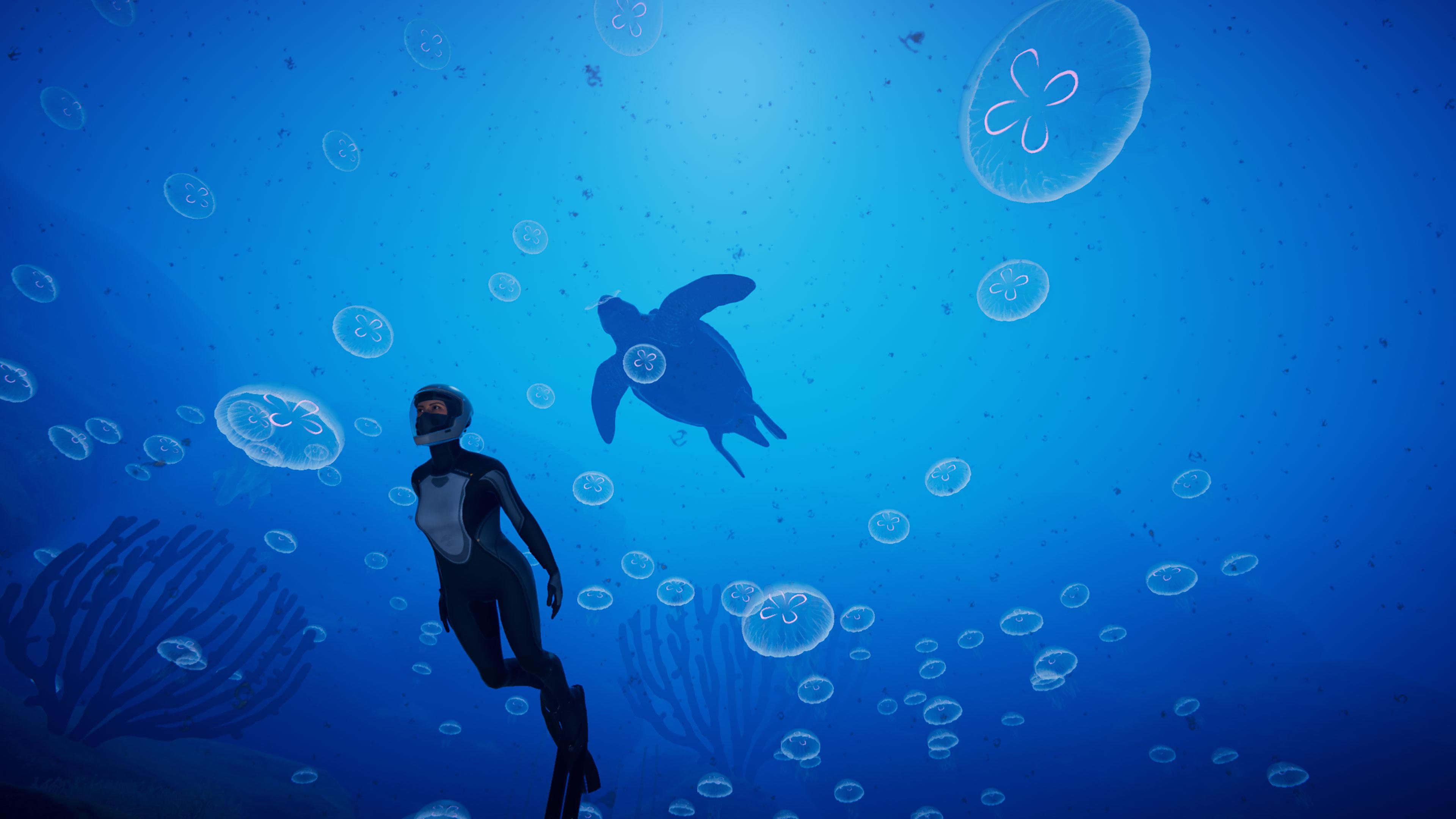 Скриншот №9 к Beyond Blue