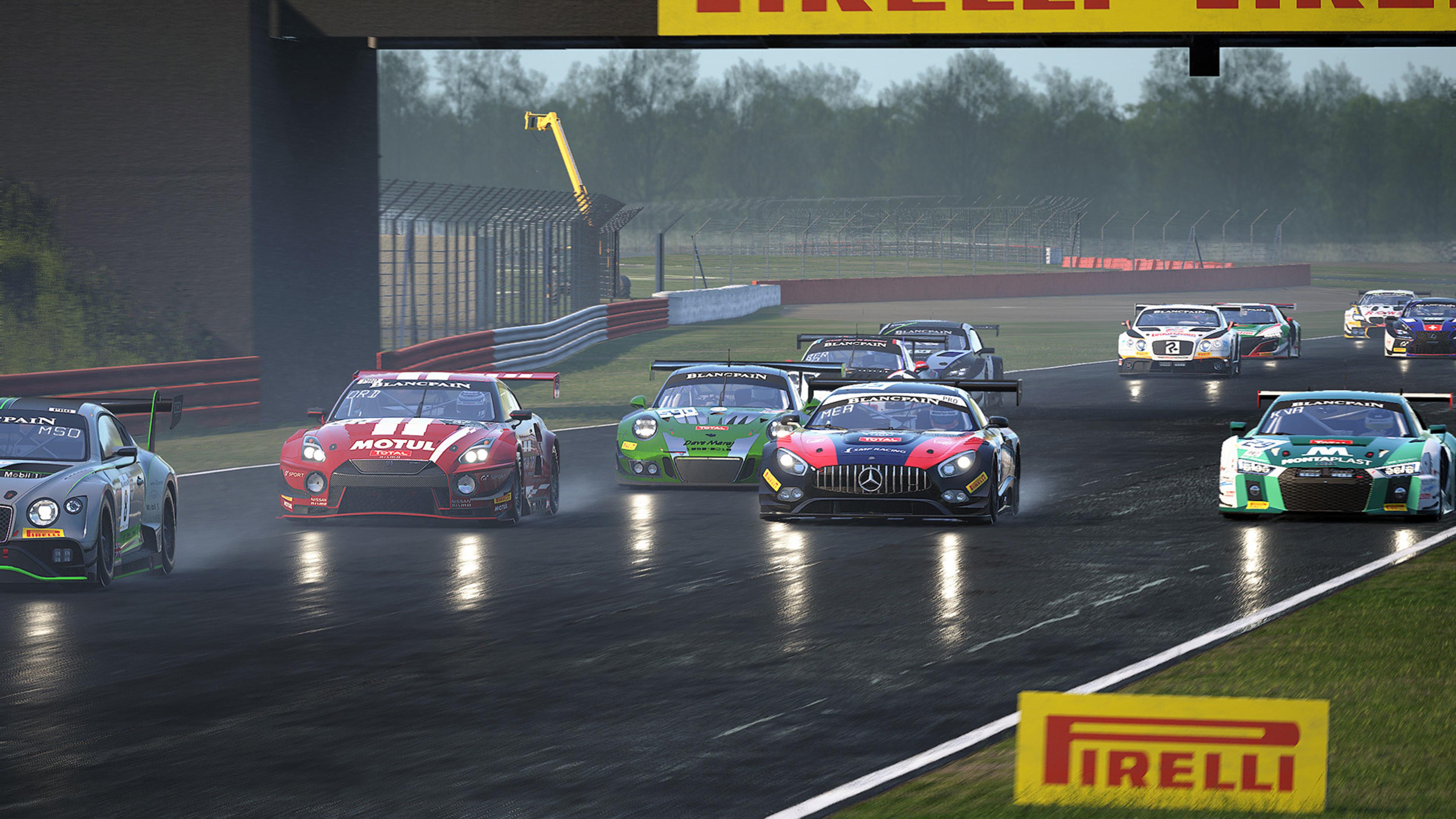 Скриншот №2 к Assetto Corsa Competizione