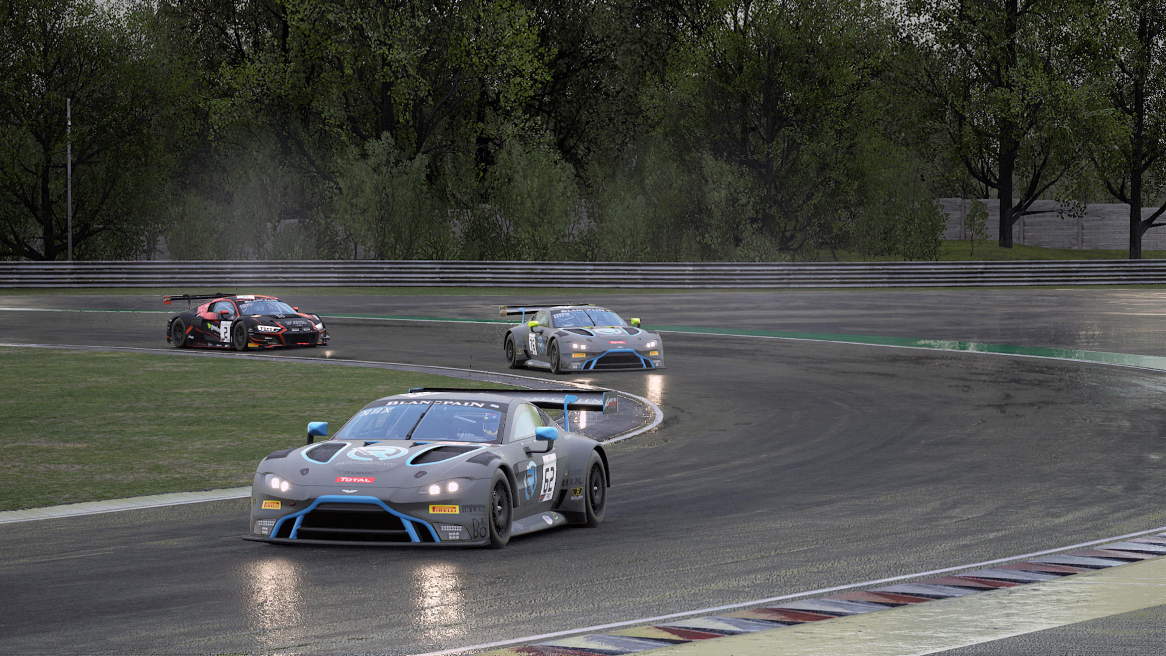 Скриншот №3 к Assetto Corsa Competizione