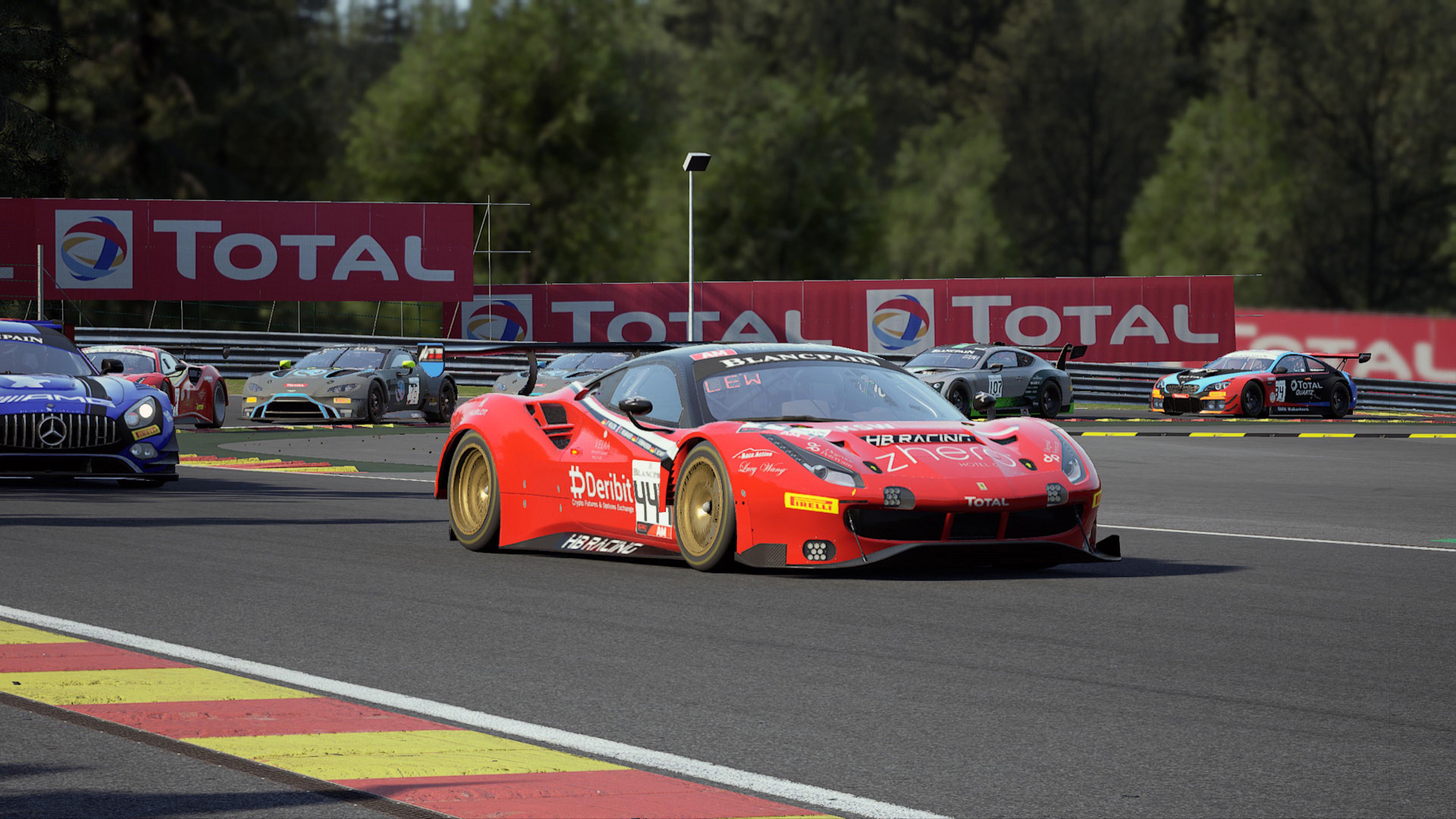 Скриншот №4 к Assetto Corsa Competizione