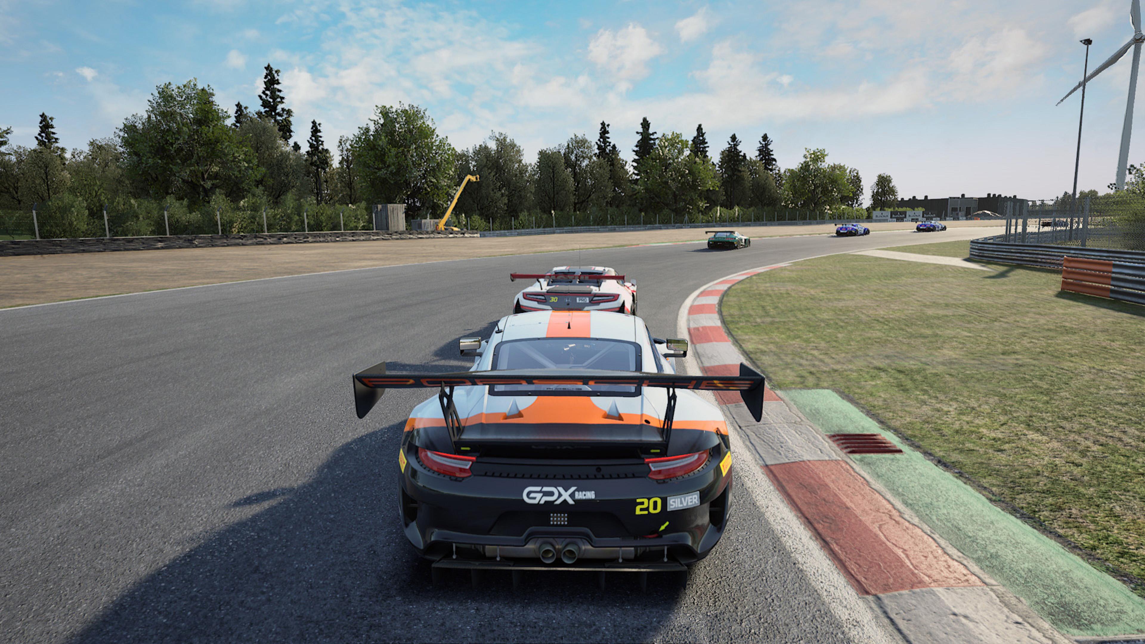 Скриншот №1 к Assetto Corsa Competizione