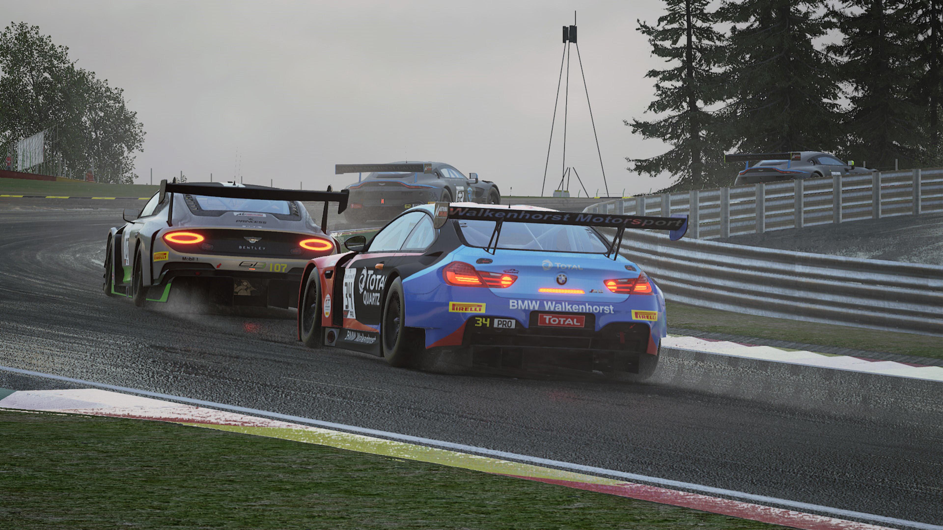 Скриншот №5 к Assetto Corsa Competizione