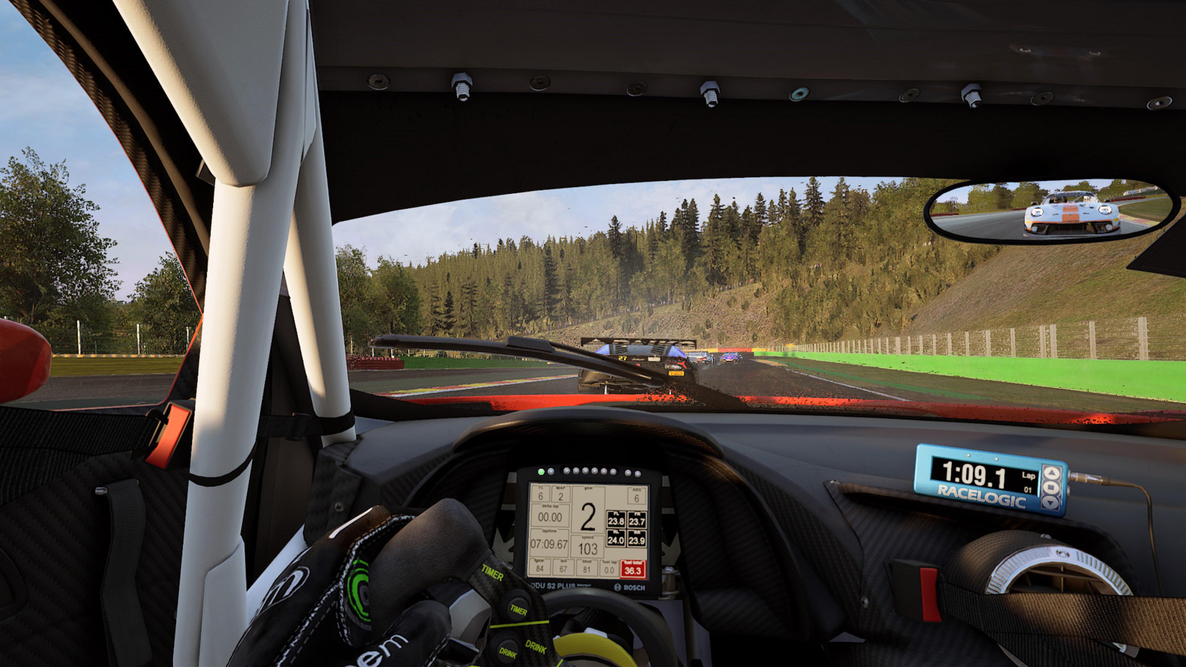 Скриншот №6 к Assetto Corsa Competizione
