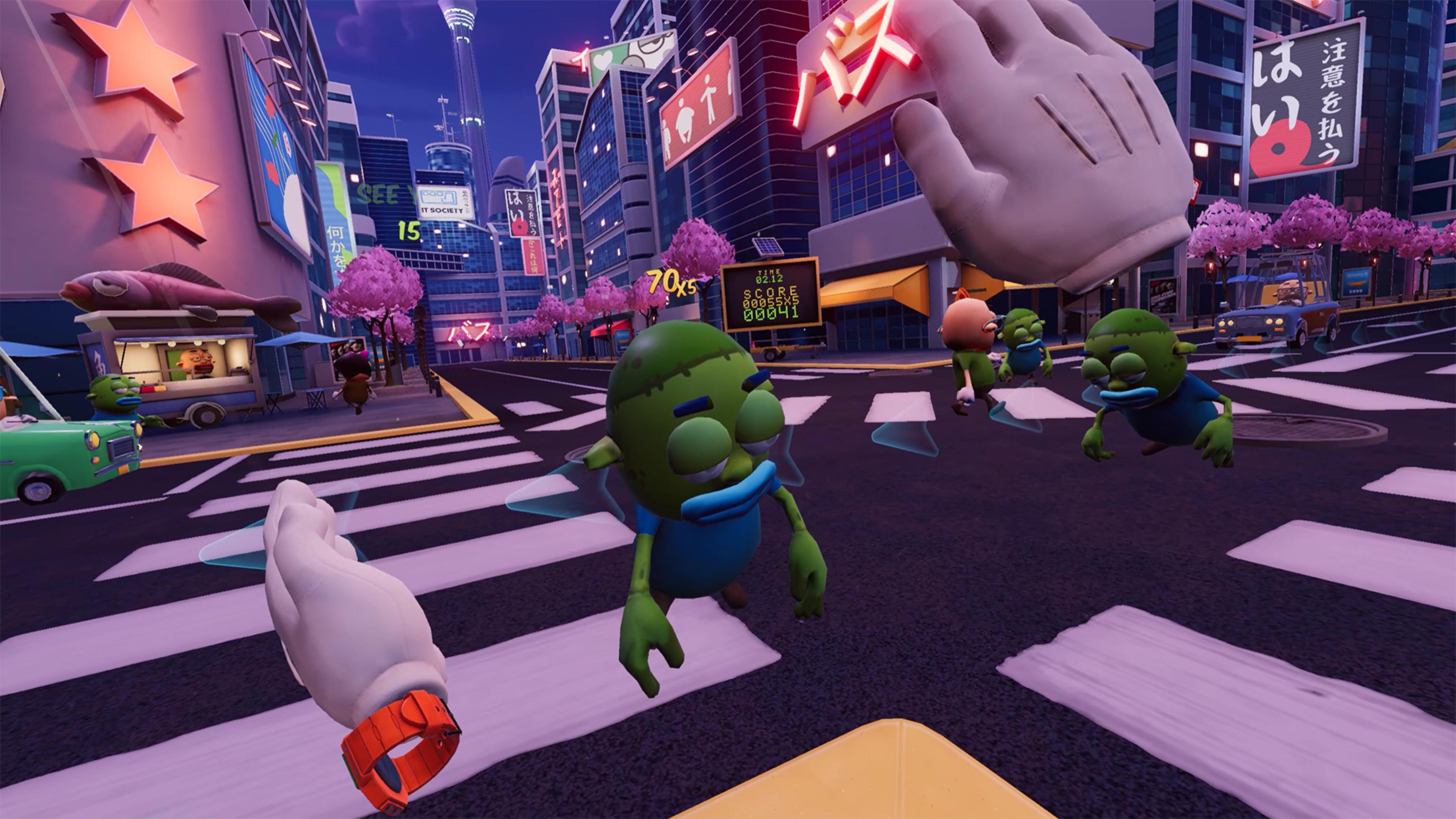 Скриншот №5 к Traffic Jams