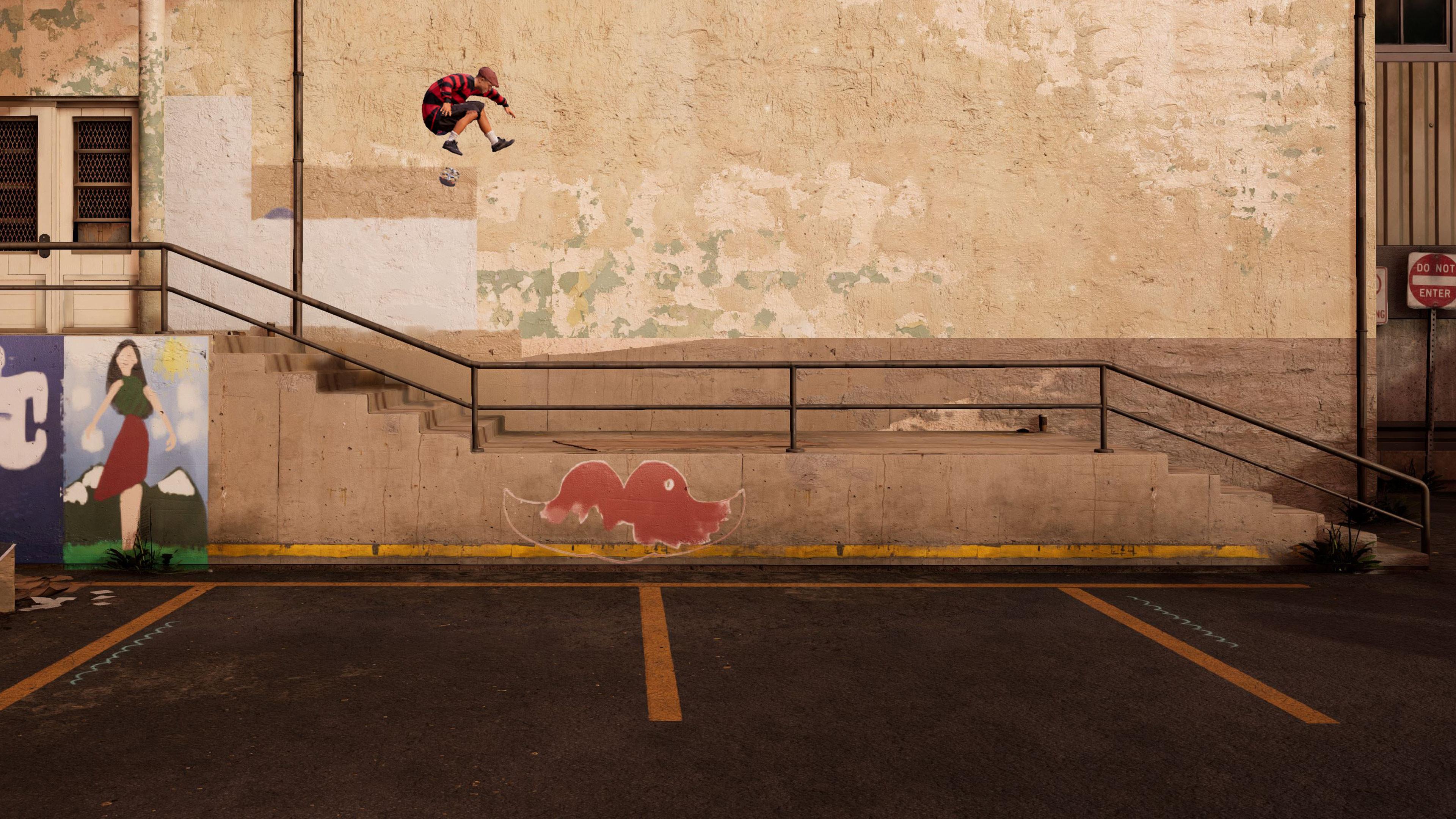 Скриншот №2 к Tony Hawks Pro Skater 1 + 2 - Набор Два поколения Deluxe