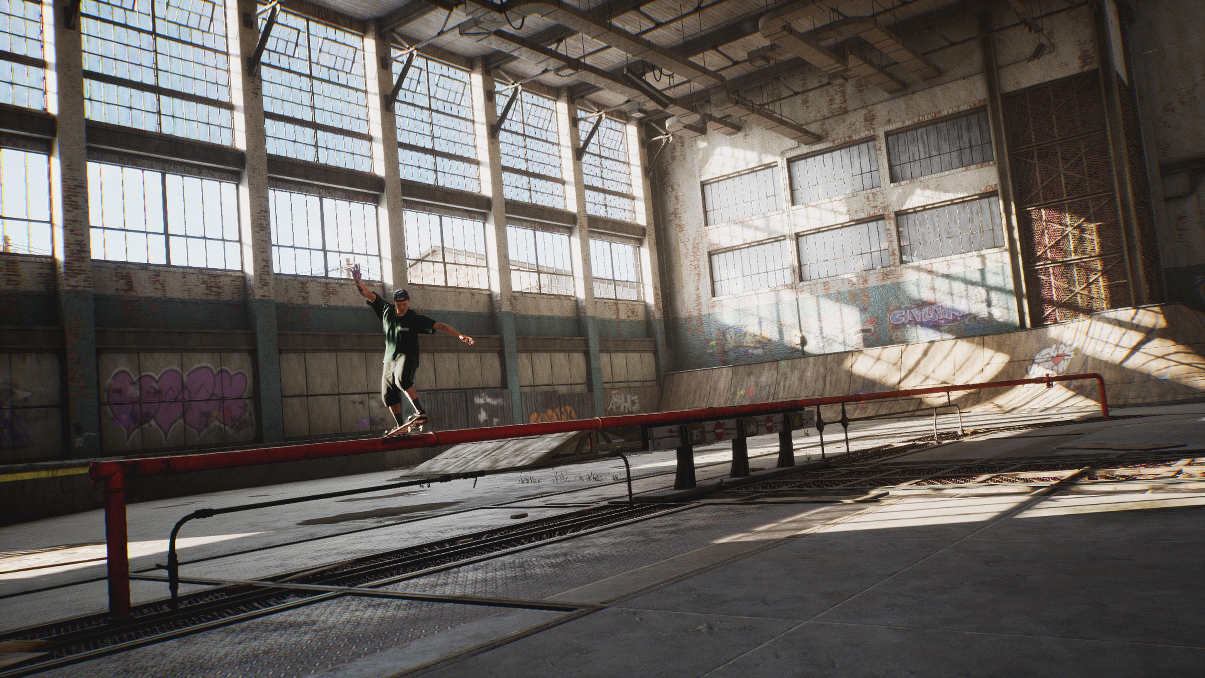 Скриншот №3 к Tony Hawks Pro Skater 1 + 2 - Набор Два поколения Deluxe