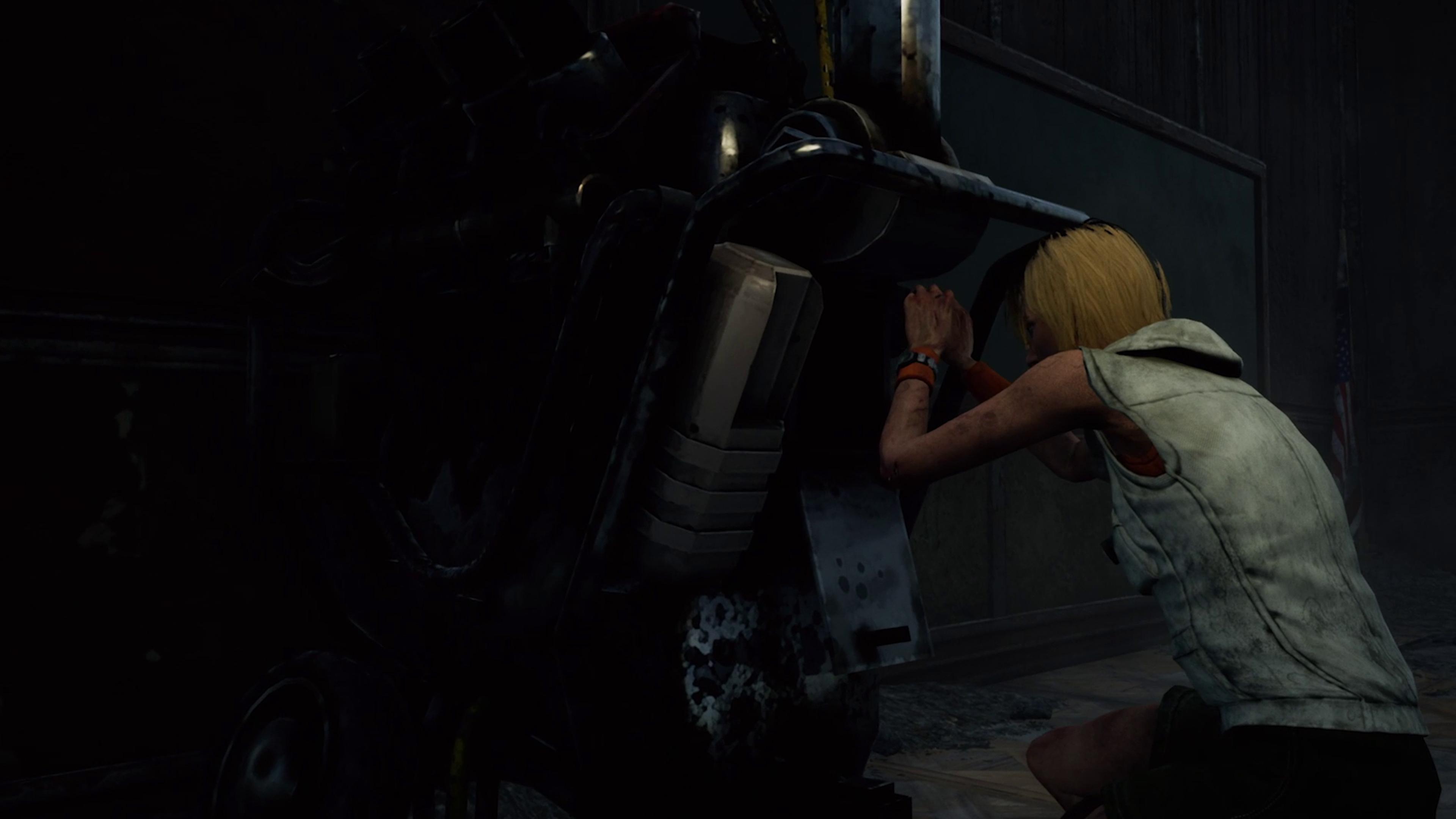 Скриншот №4 к Dead by Daylight Silent Hill Edition