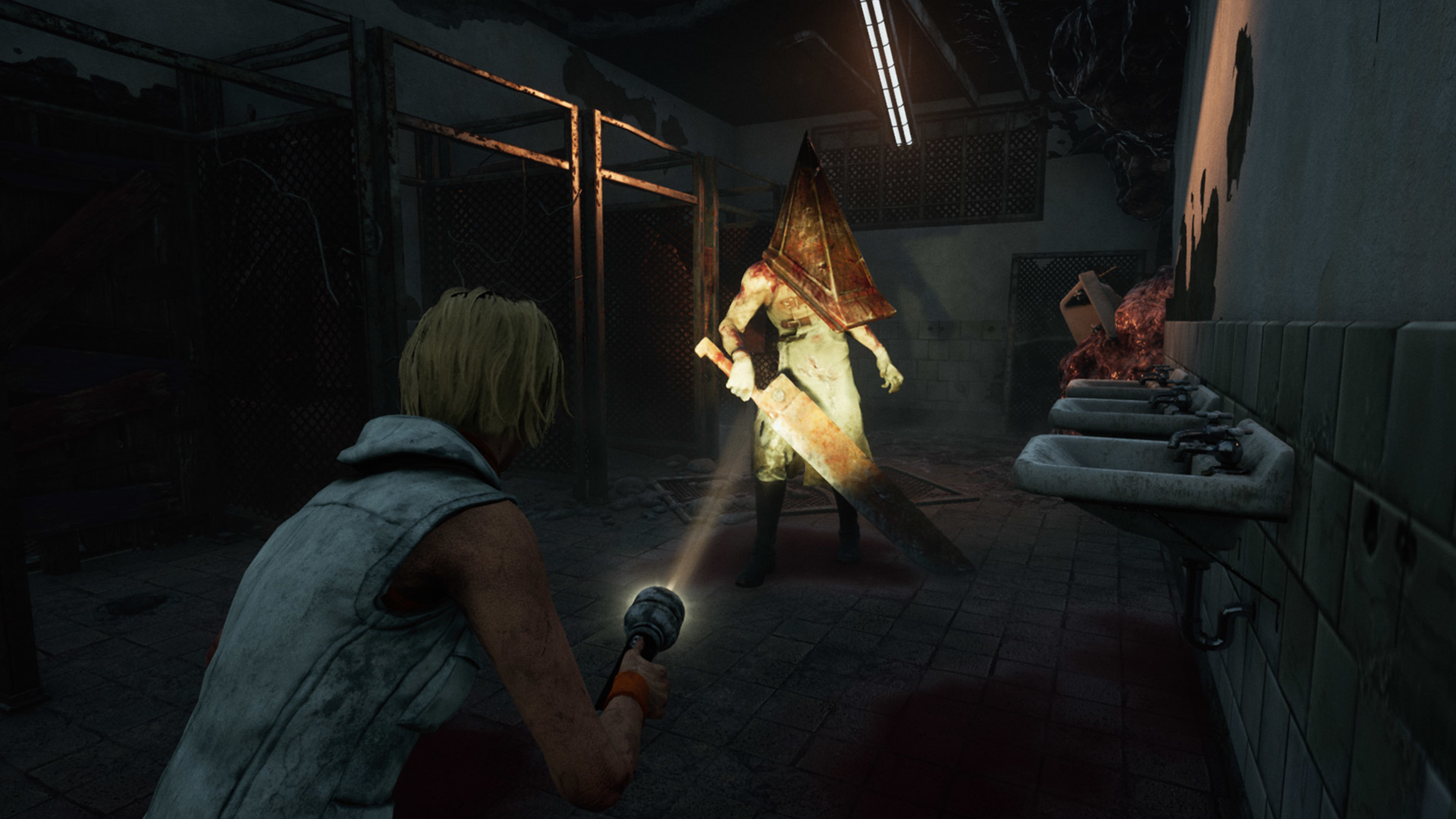 Скриншот №3 к Dead by Daylight Silent Hill Edition
