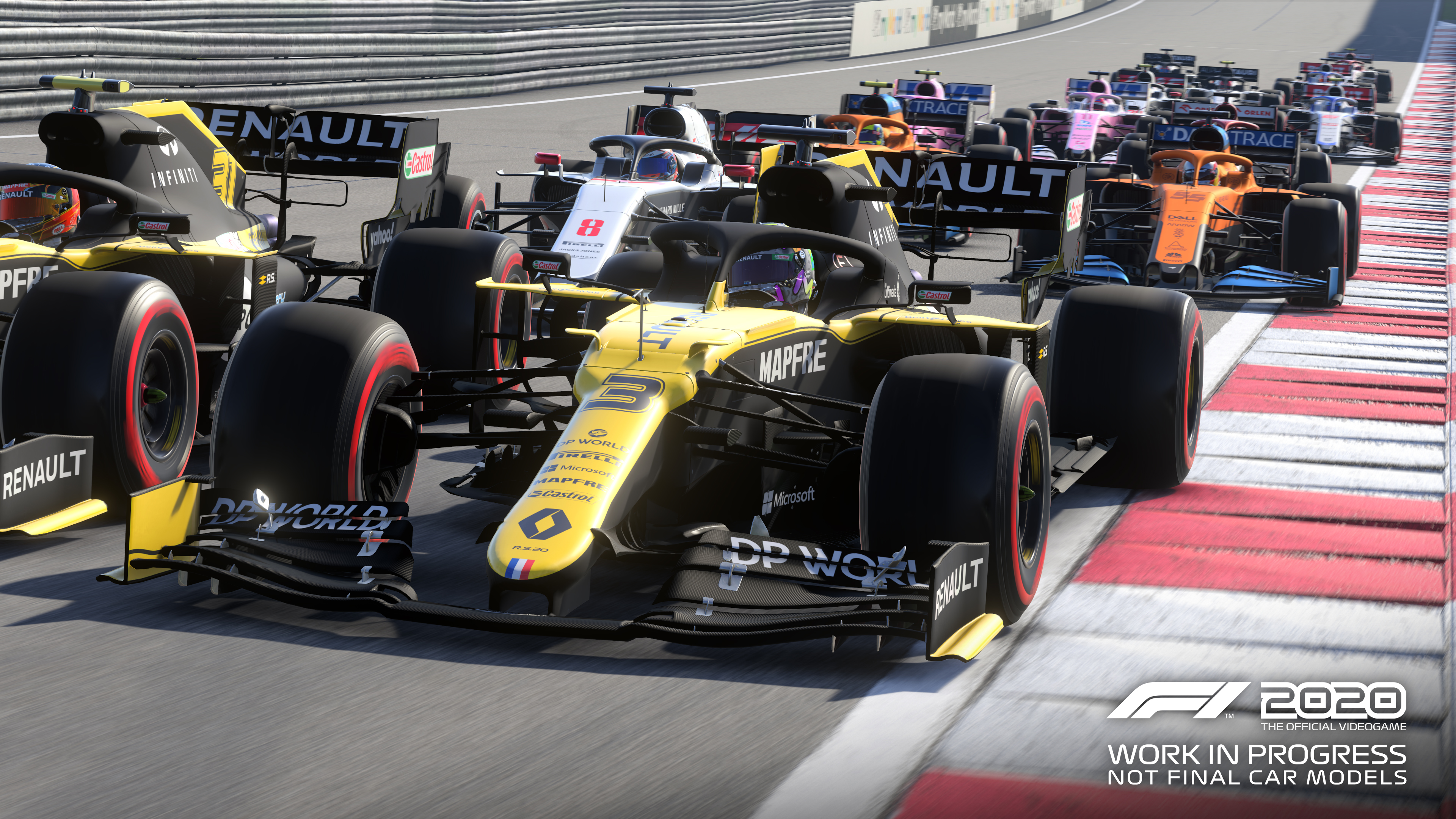 Скриншот №4 к F1 2020 - Deluxe Schumacher Edition