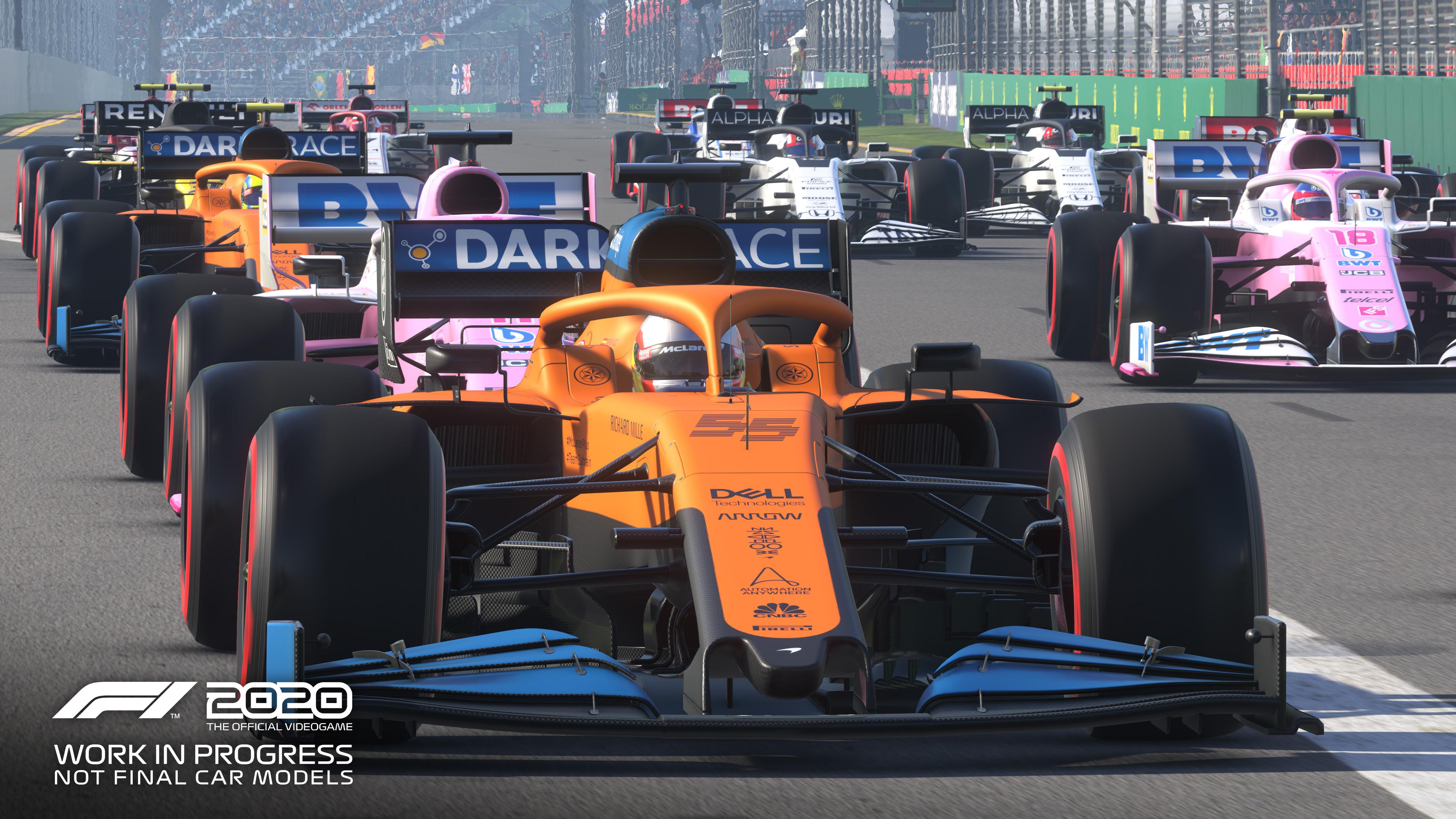 Скриншот №3 к F1 2020 - Deluxe Schumacher Edition