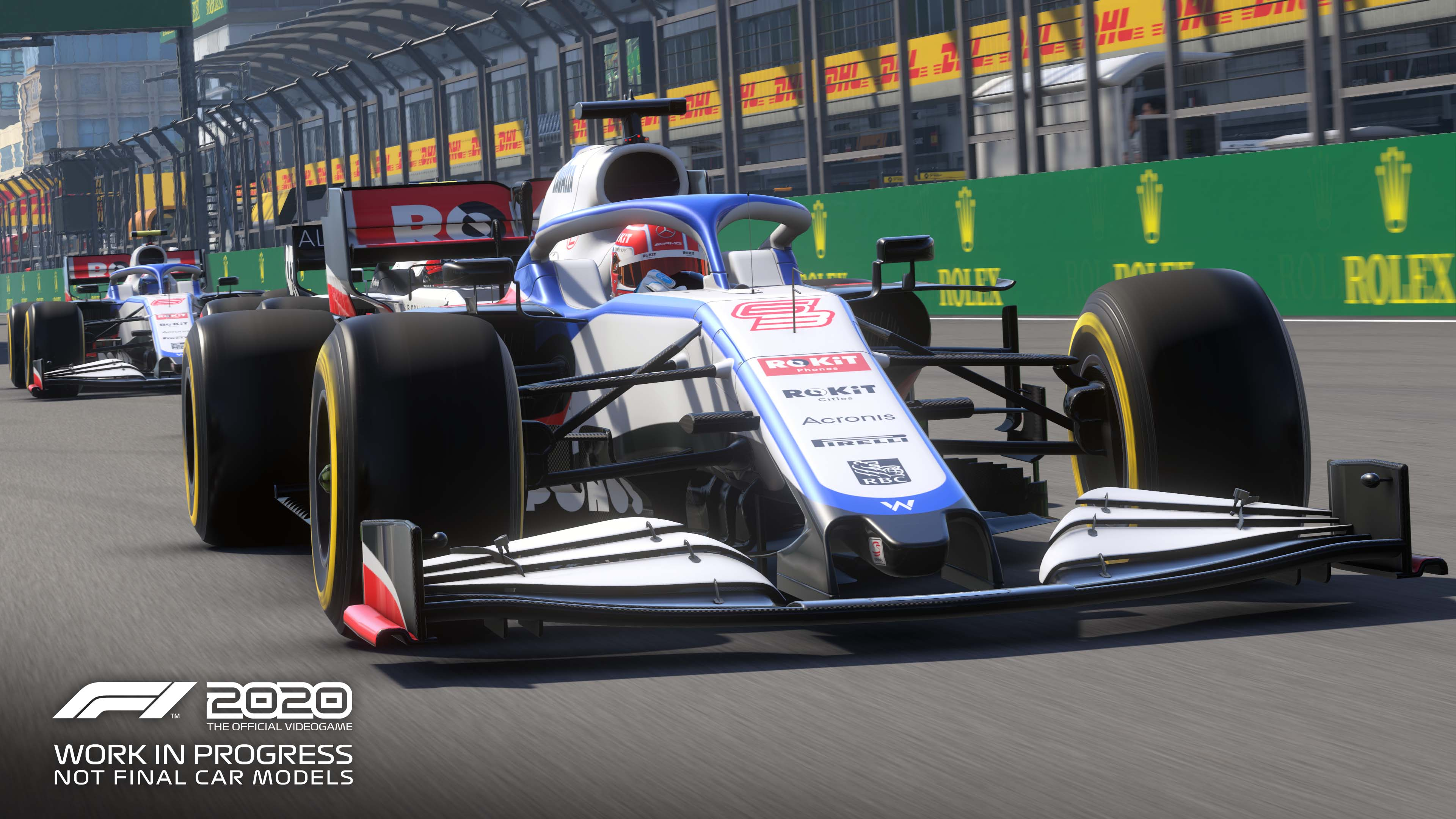 Скриншот №6 к F1 2020 - Deluxe Schumacher Edition
