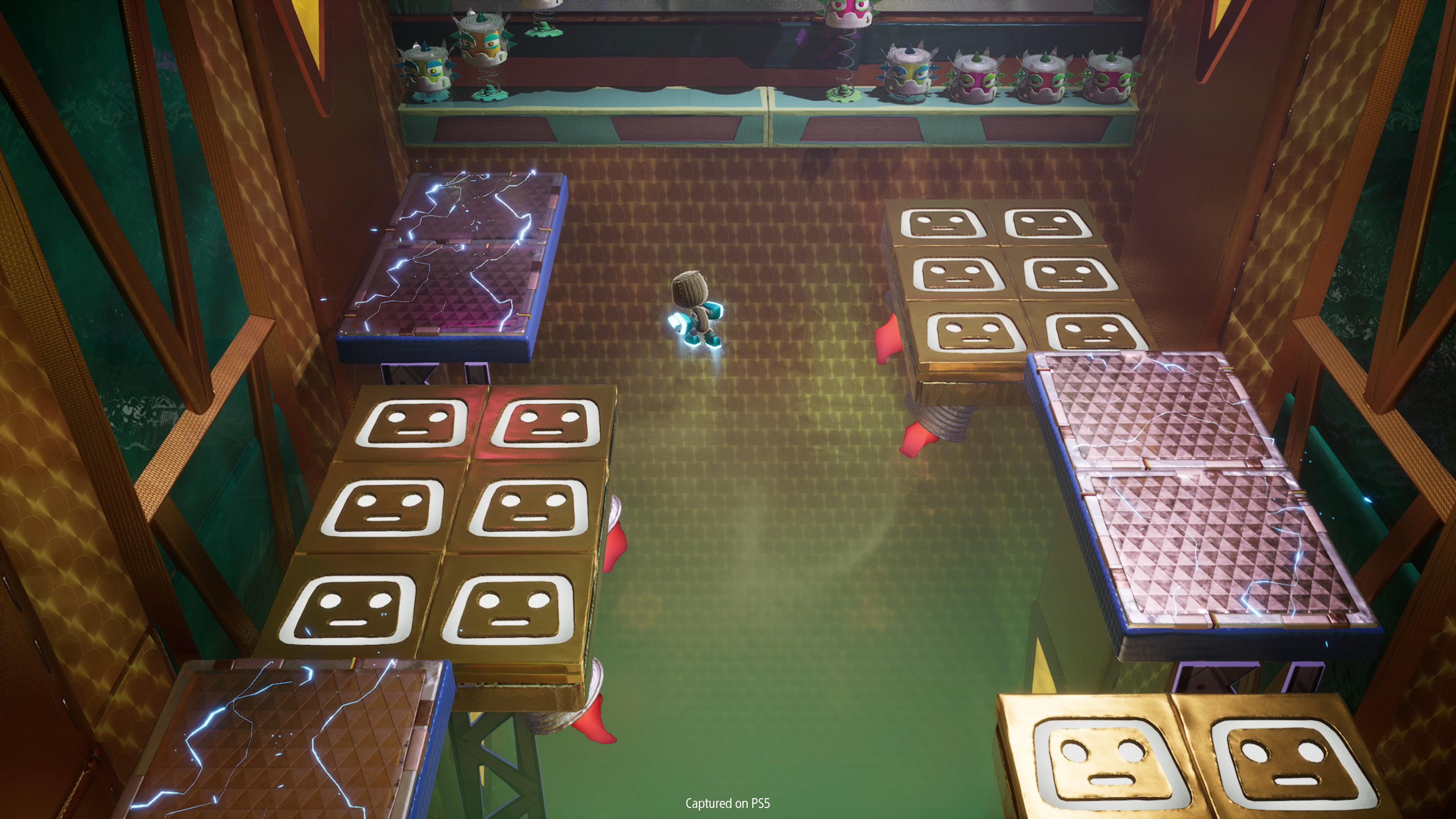 Скриншот №2 к Сэкбой Большое приключение PS4 and PS5
