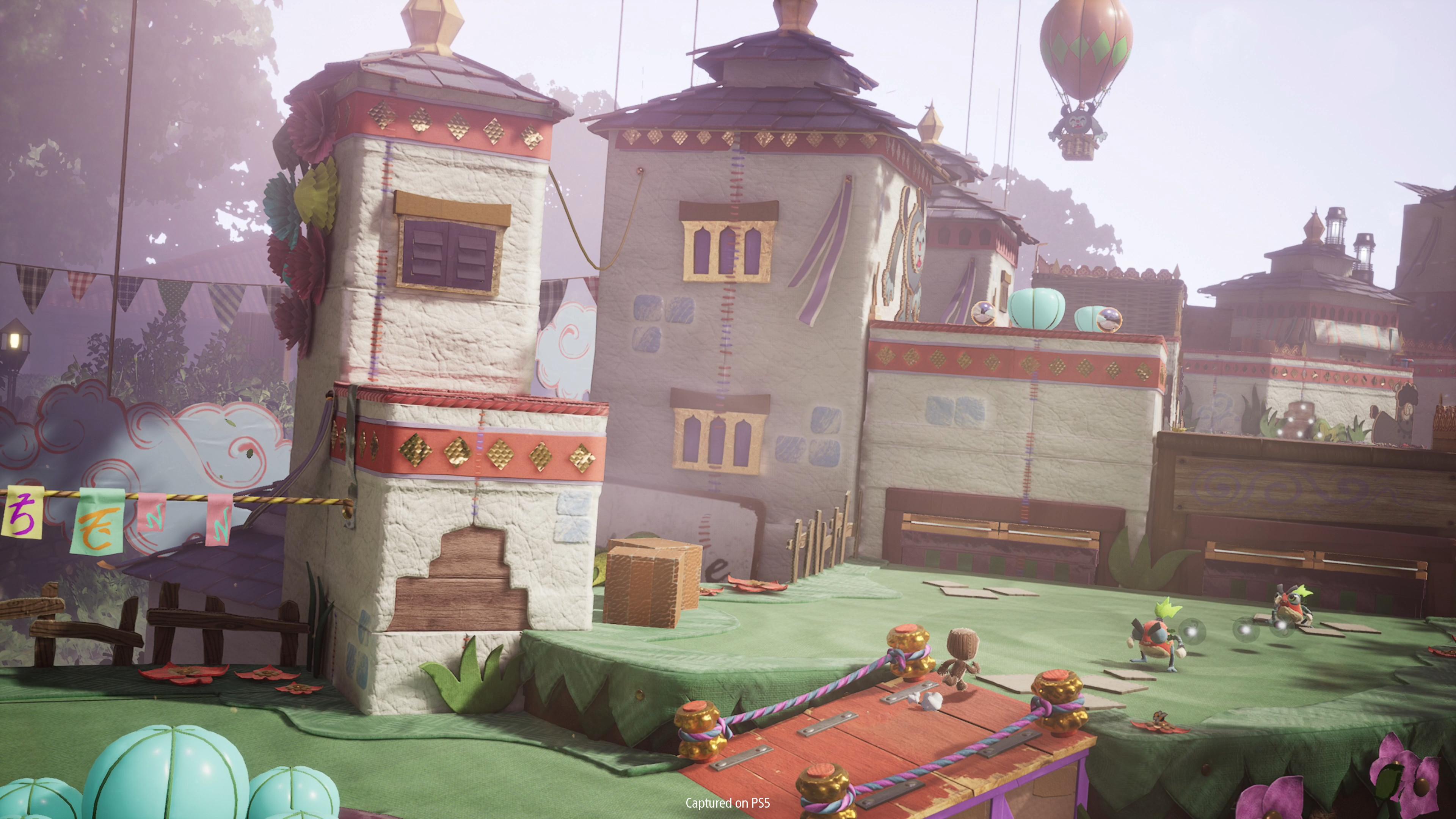 Скриншот №6 к Сэкбой Большое приключение PS4 and PS5