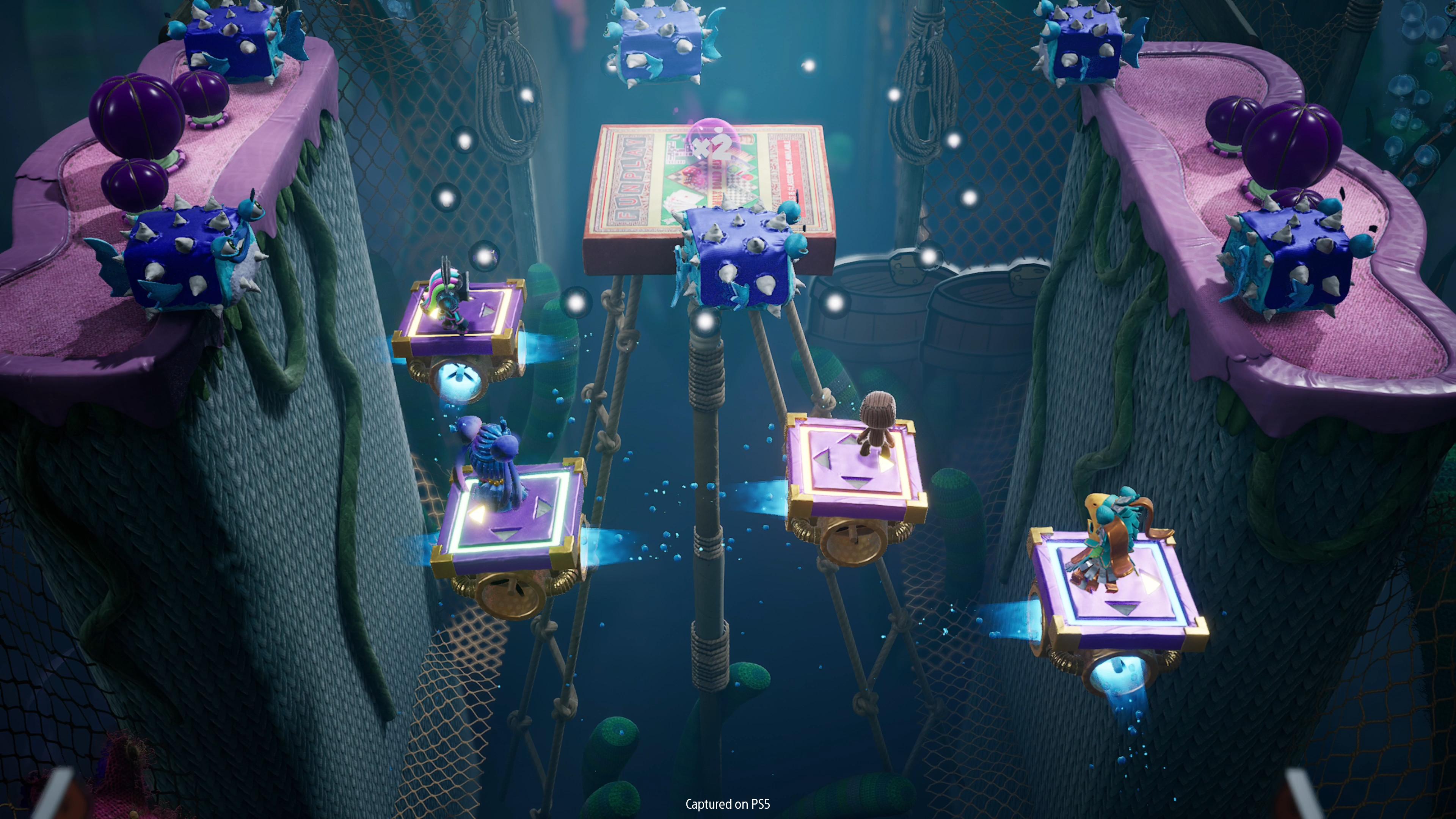 Скриншот №5 к Сэкбой Большое приключение PS4 and PS5