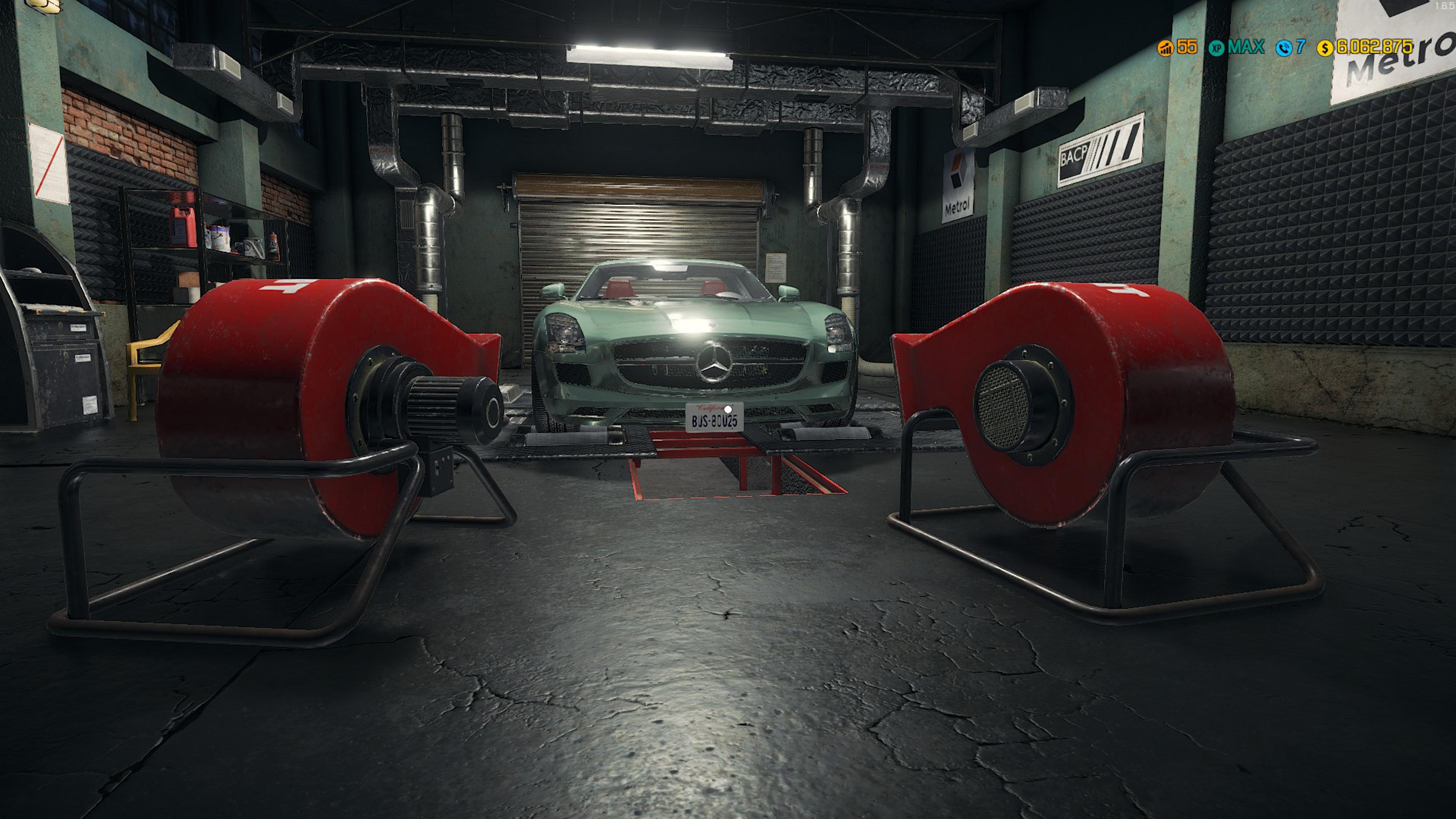 Скриншот №5 к Car Mechanic Simulator - Mercedes-Benz DLC