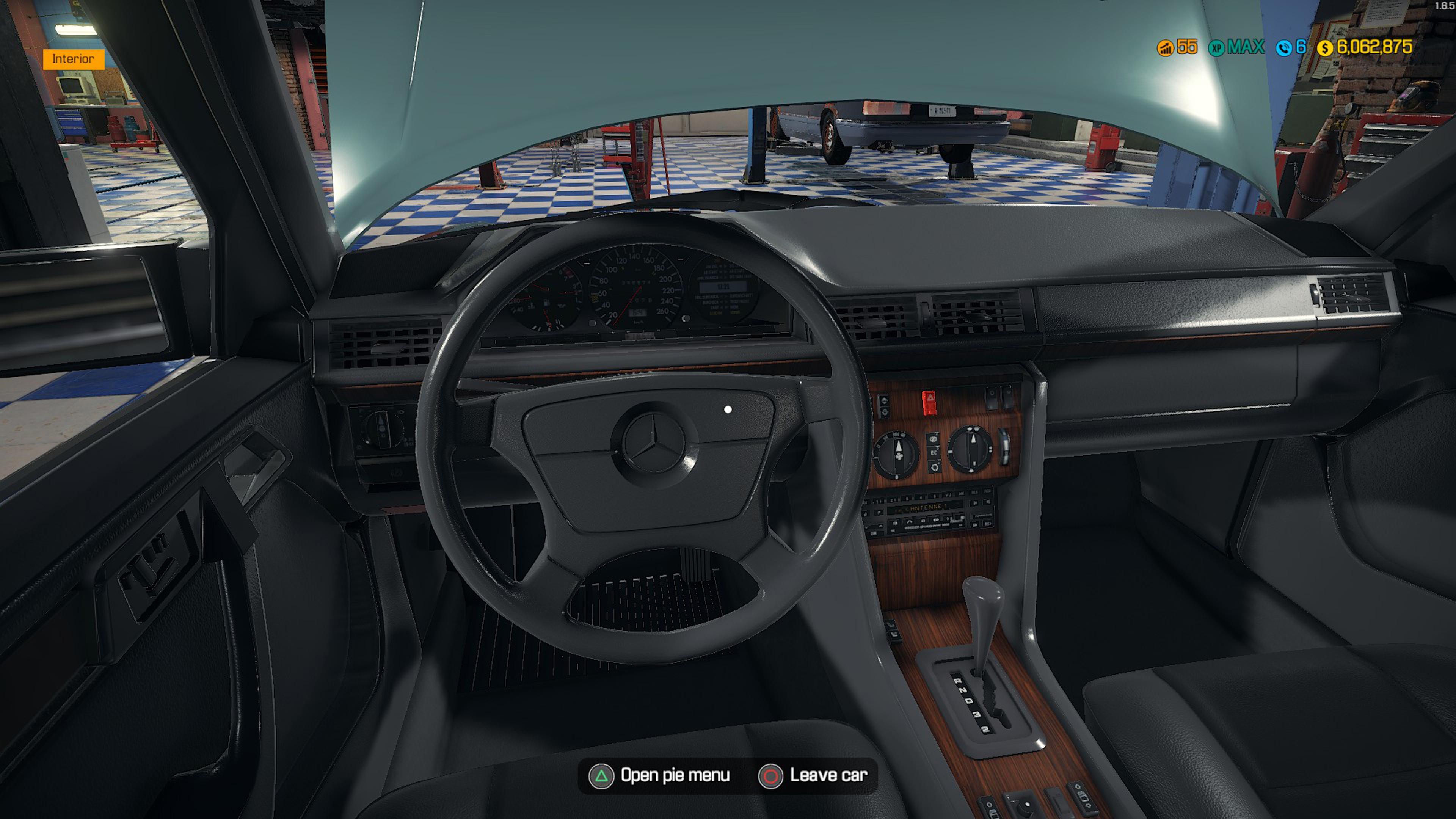 Скриншот №6 к Car Mechanic Simulator - Mercedes-Benz DLC