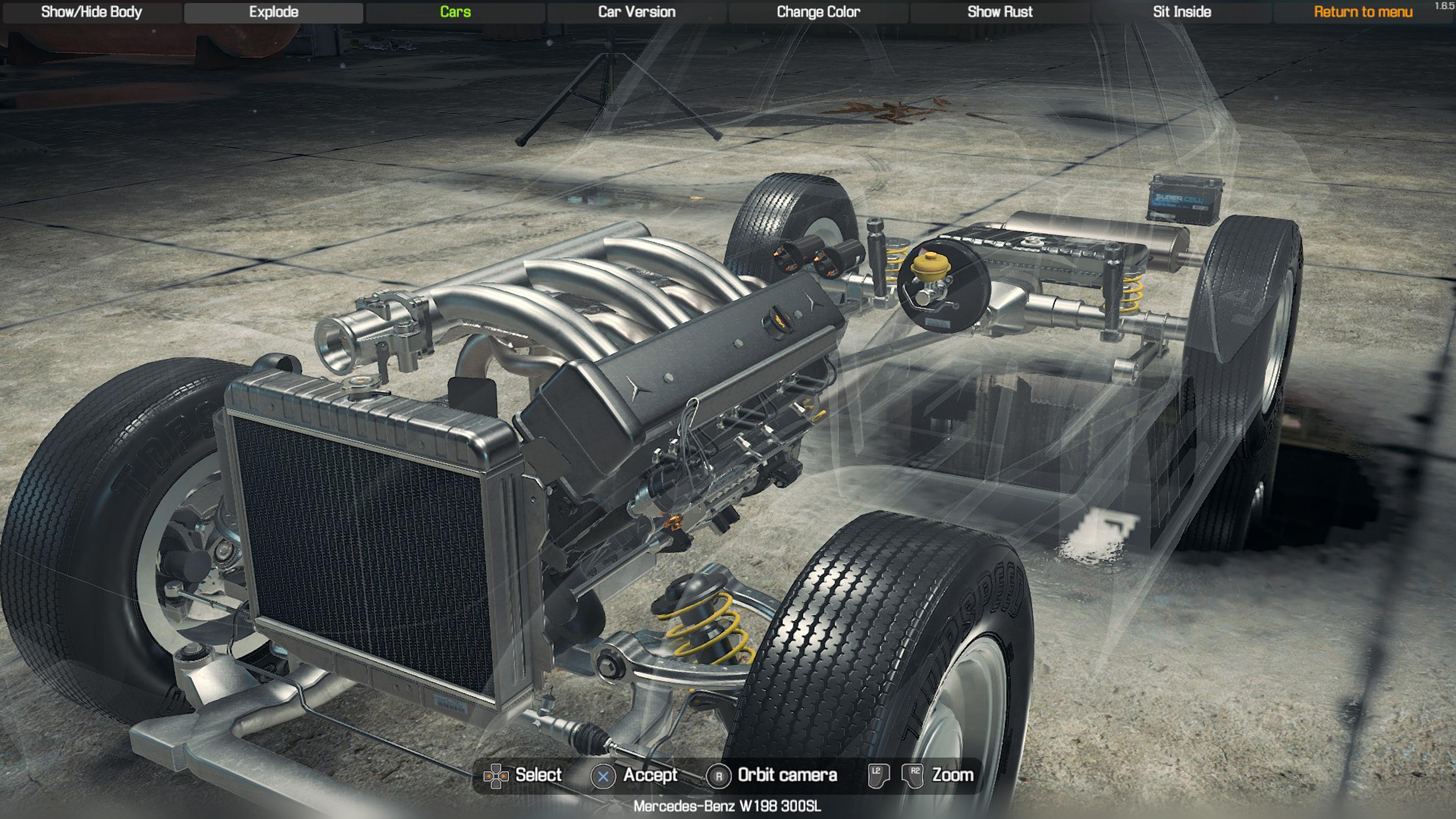 Скриншот №7 к Car Mechanic Simulator - Mercedes-Benz DLC
