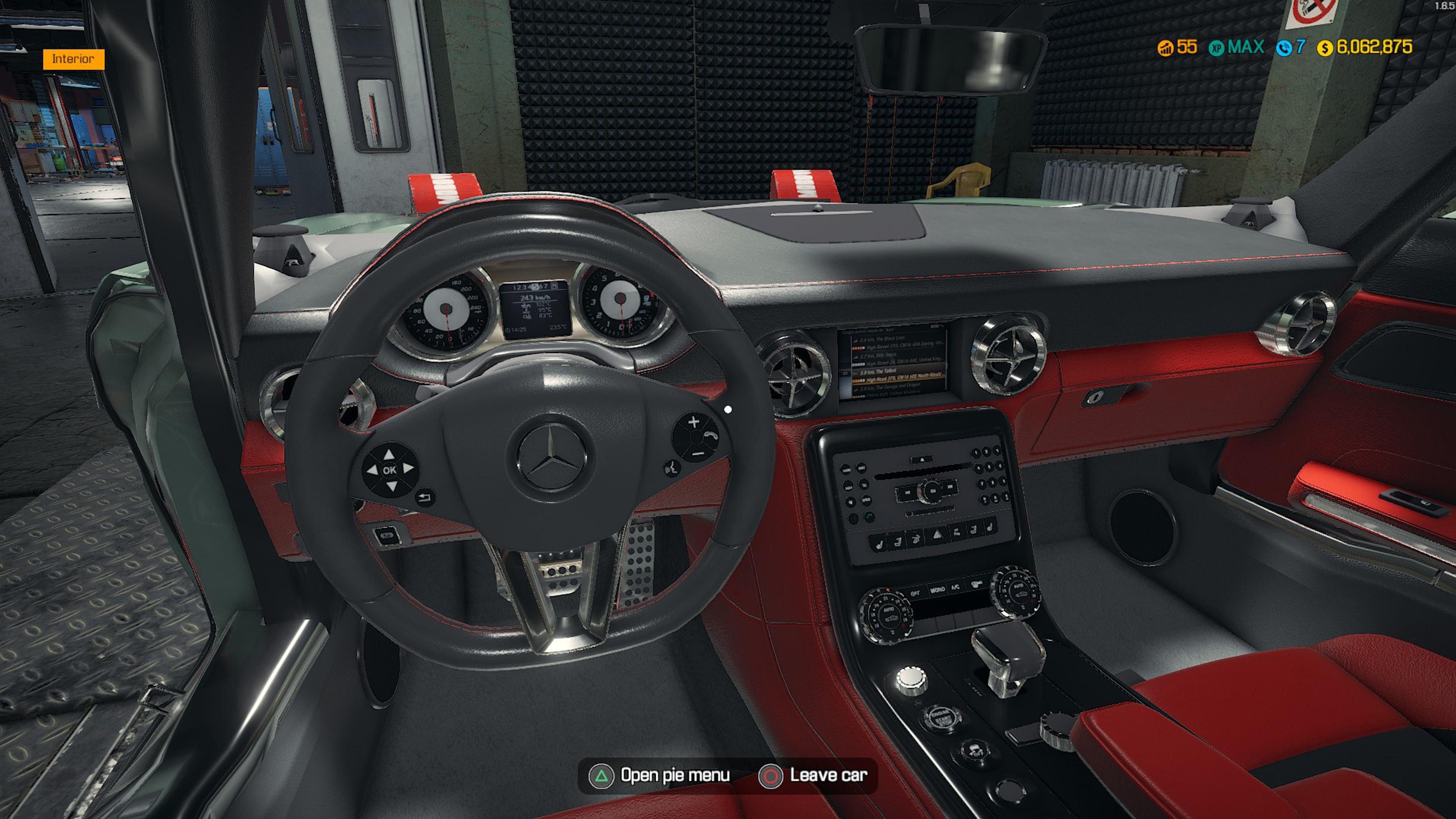 Скриншот №3 к Car Mechanic Simulator - Mercedes-Benz DLC