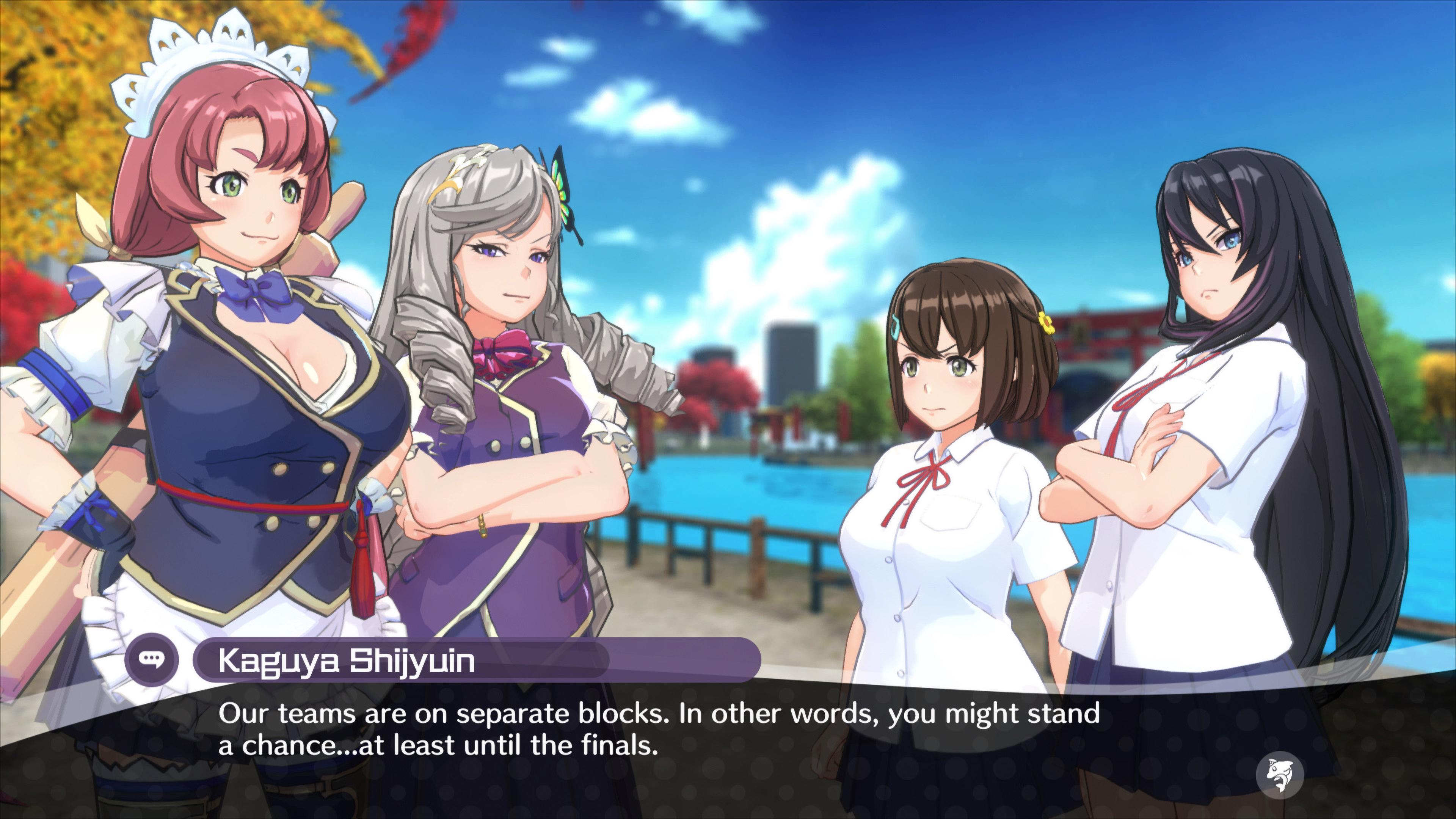 Скриншот №3 к Kandagawa Jet Girls