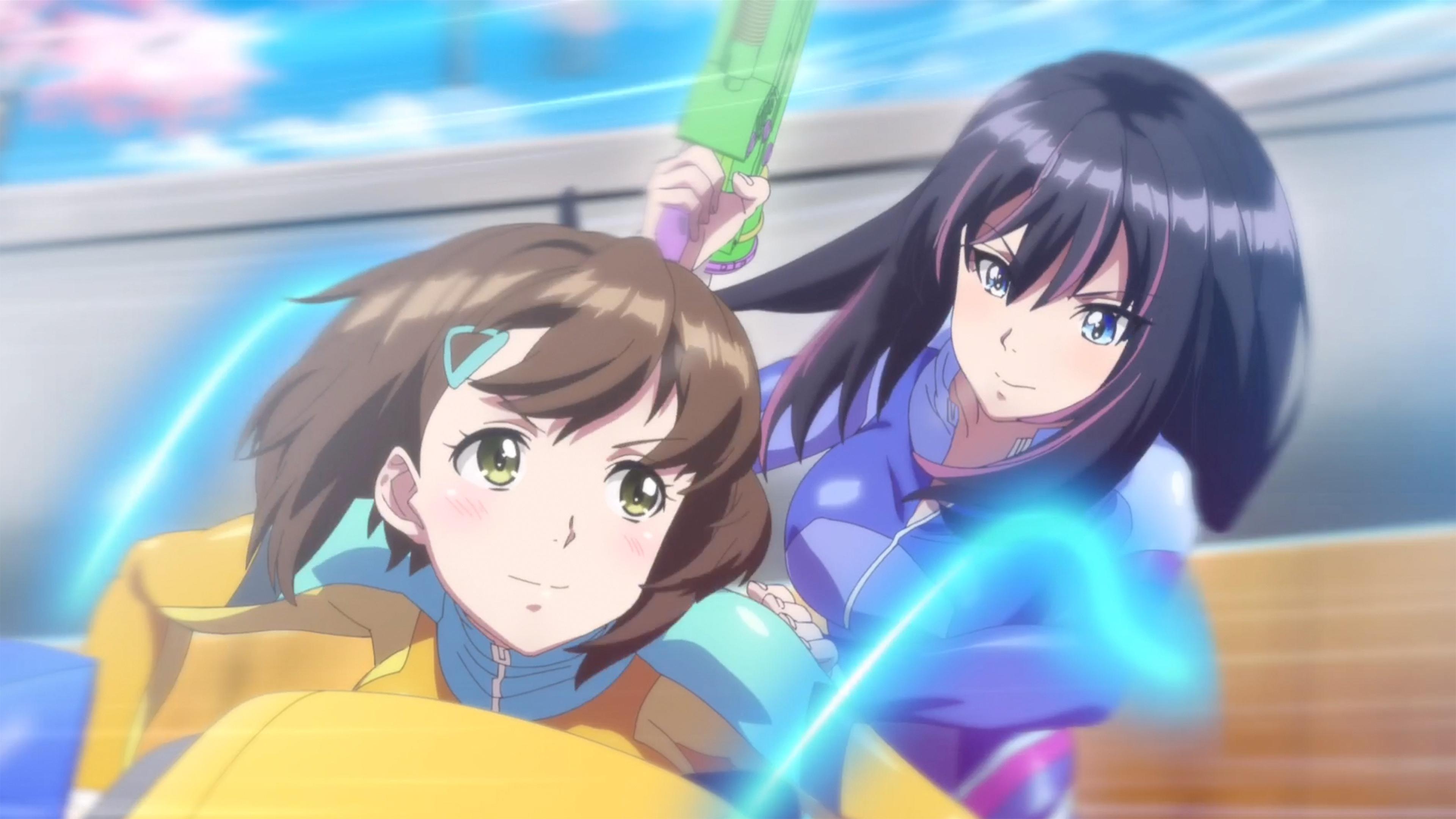 Скриншот №1 к Kandagawa Jet Girls