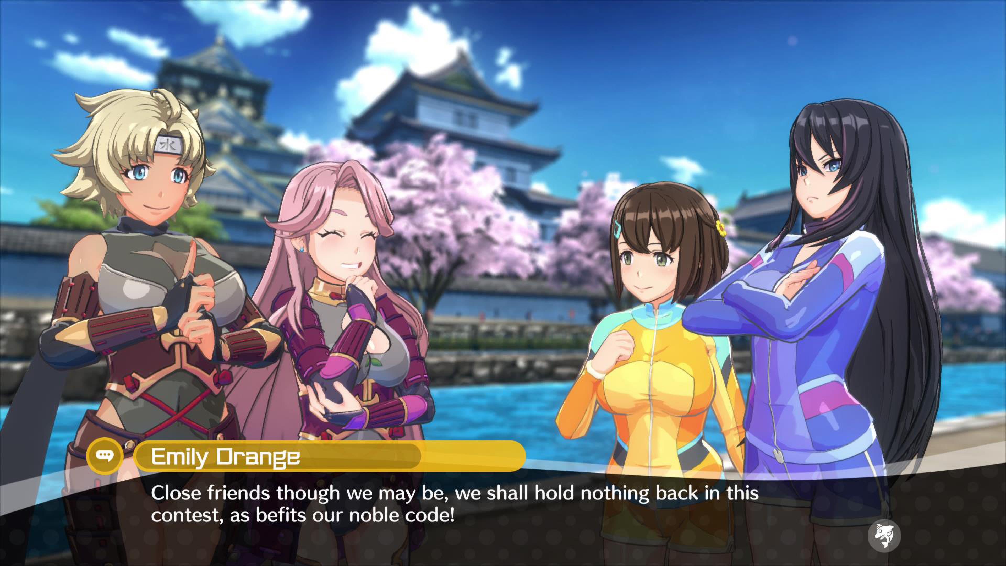 Скриншот №10 к Kandagawa Jet Girls
