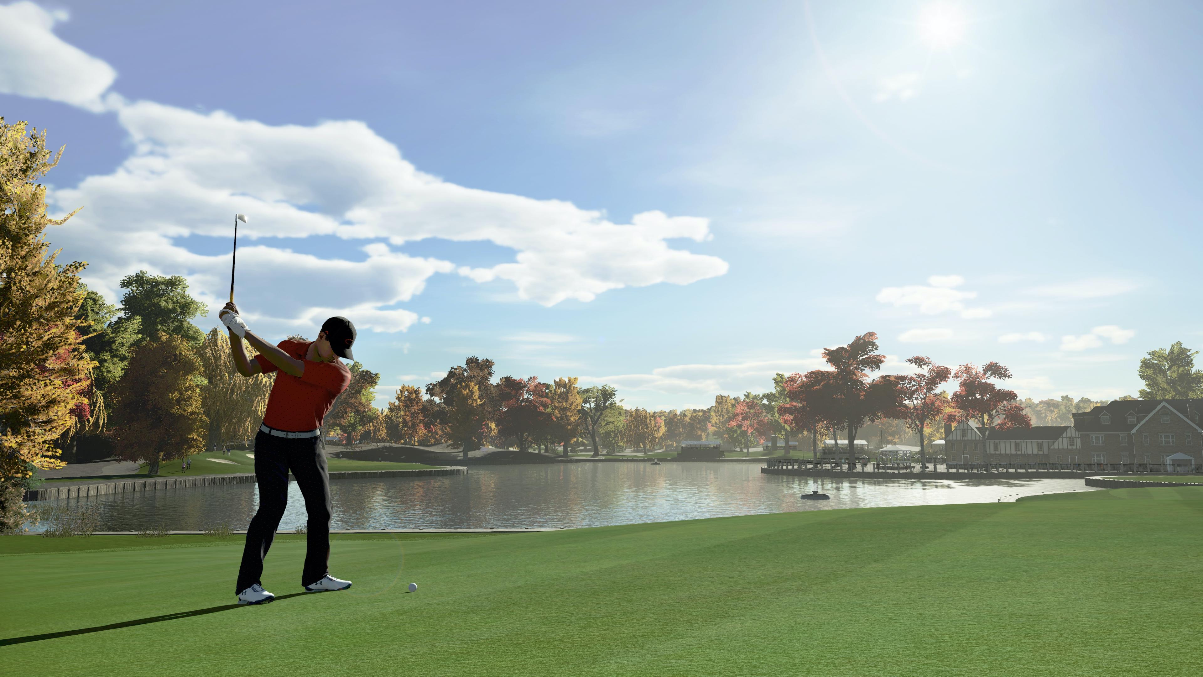 Скриншот №6 к PGA TOUR 2K21 Baller Edition