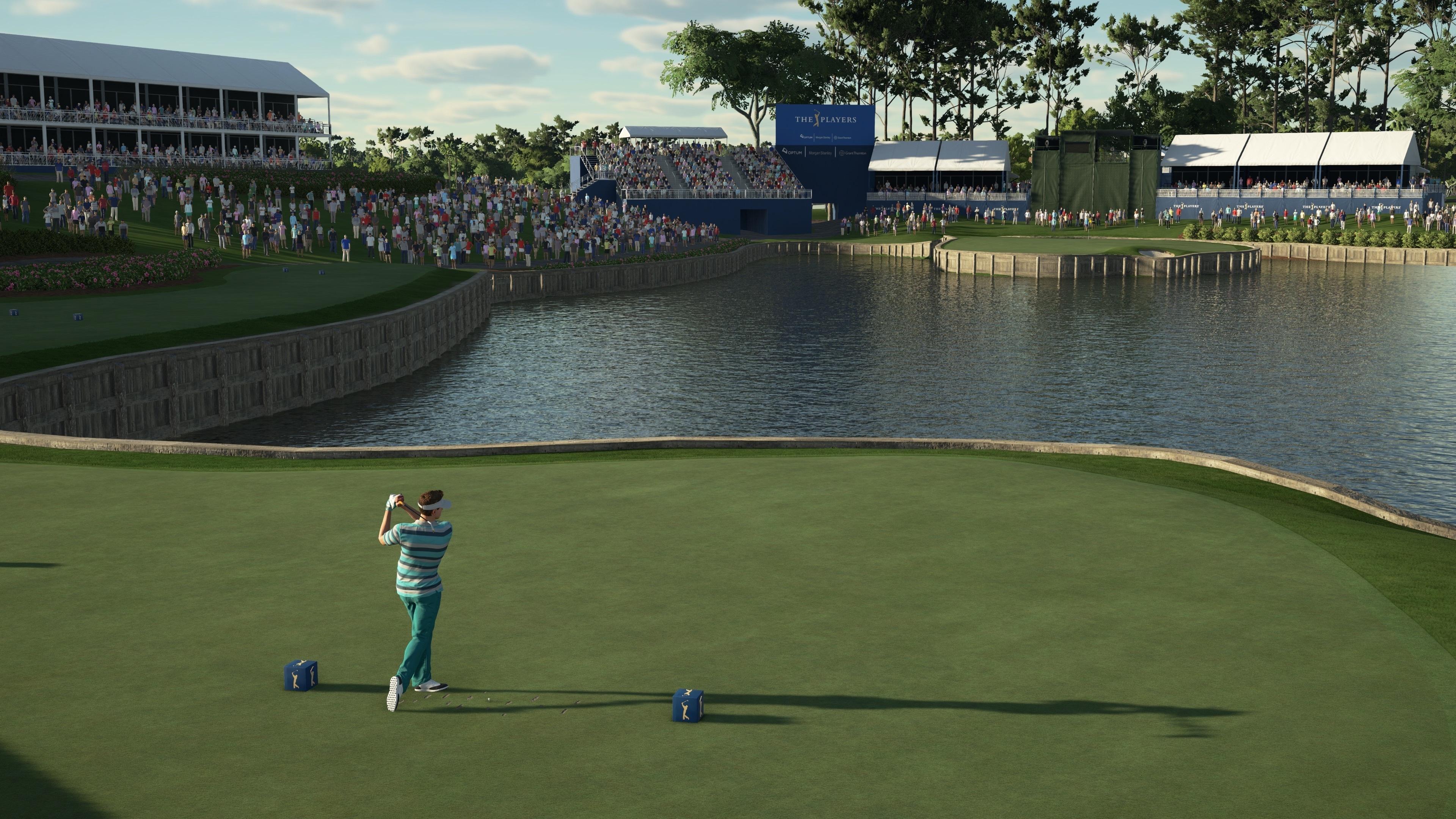 Скриншот №1 к PGA TOUR 2K21 Baller Edition