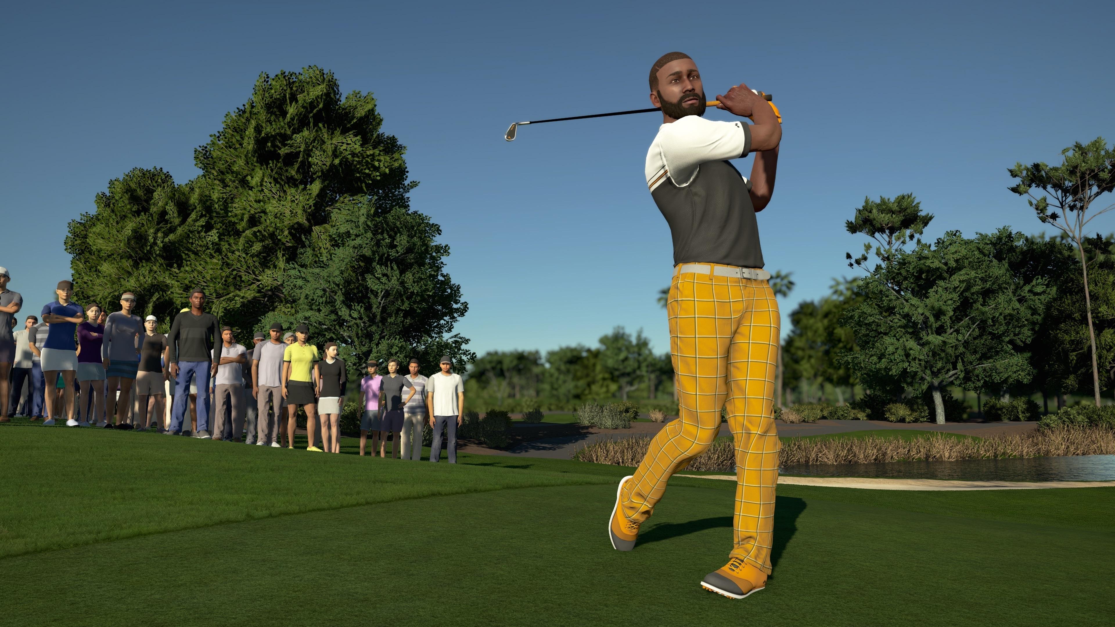Скриншот №5 к PGA TOUR 2K21 Baller Edition