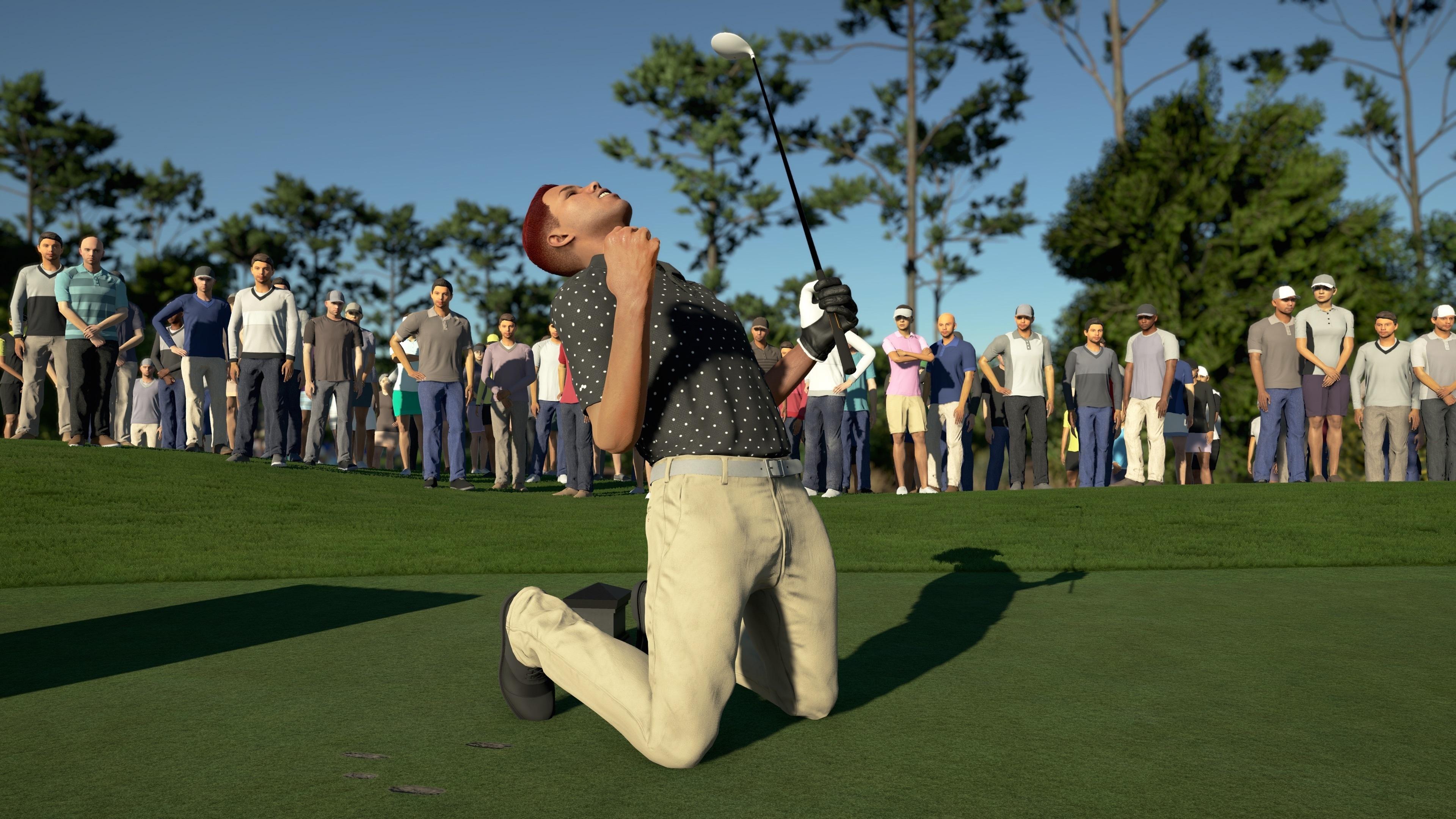 Скриншот №2 к PGA TOUR 2K21 Baller Edition