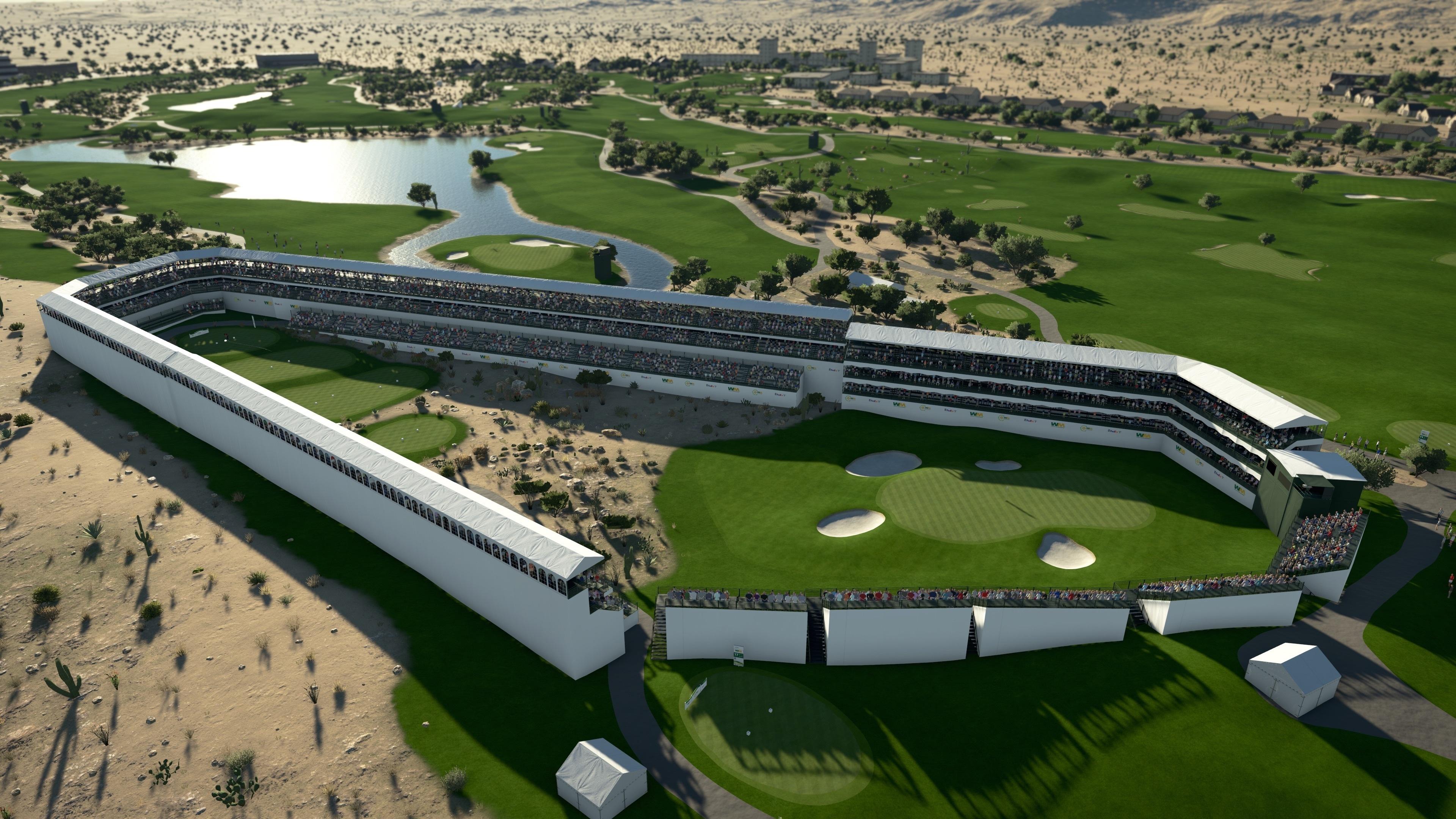 Скриншот №4 к PGA TOUR 2K21 Baller Edition
