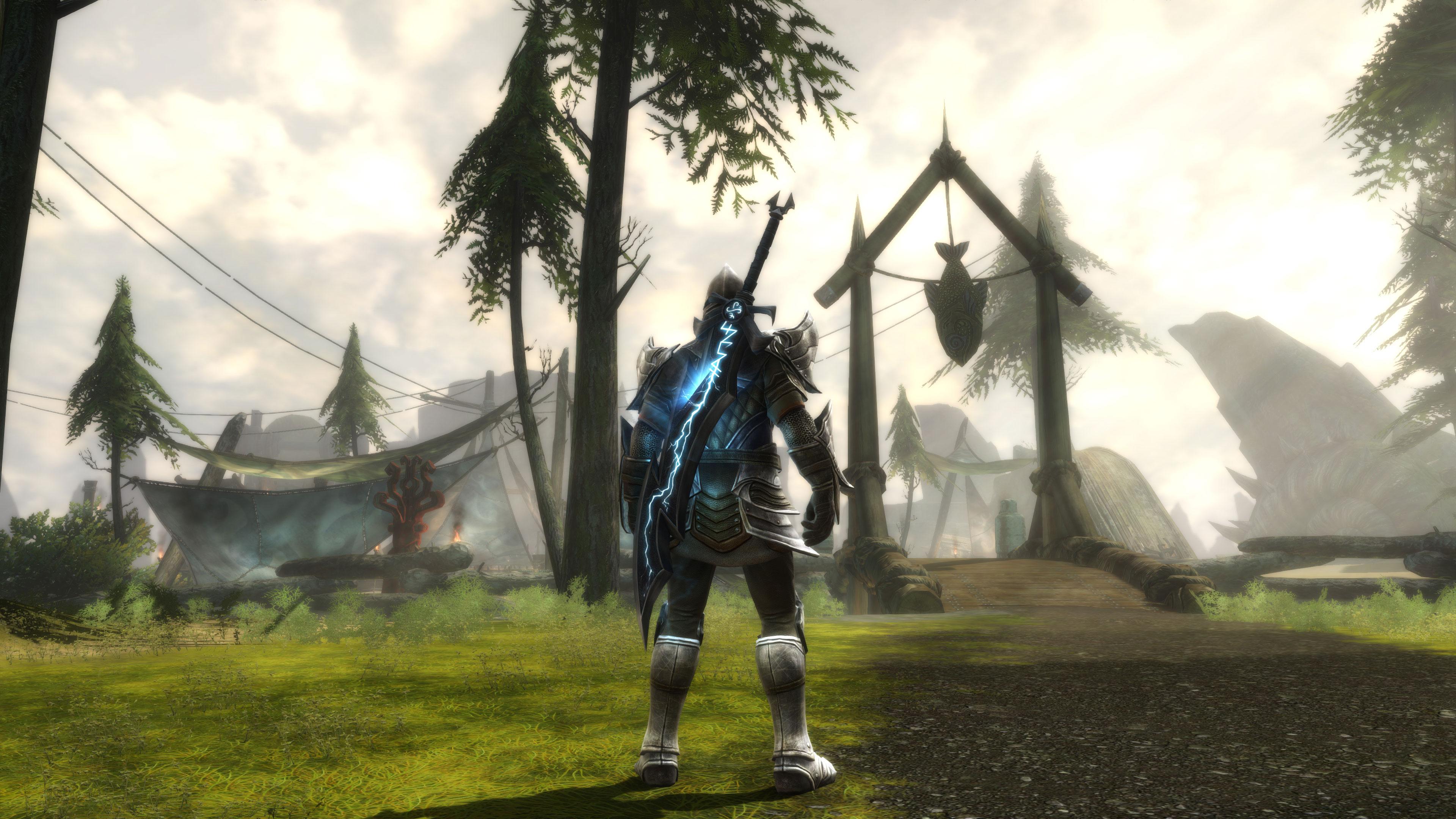 Скриншот №5 к Kingdoms of Amalur Re-Reckoning