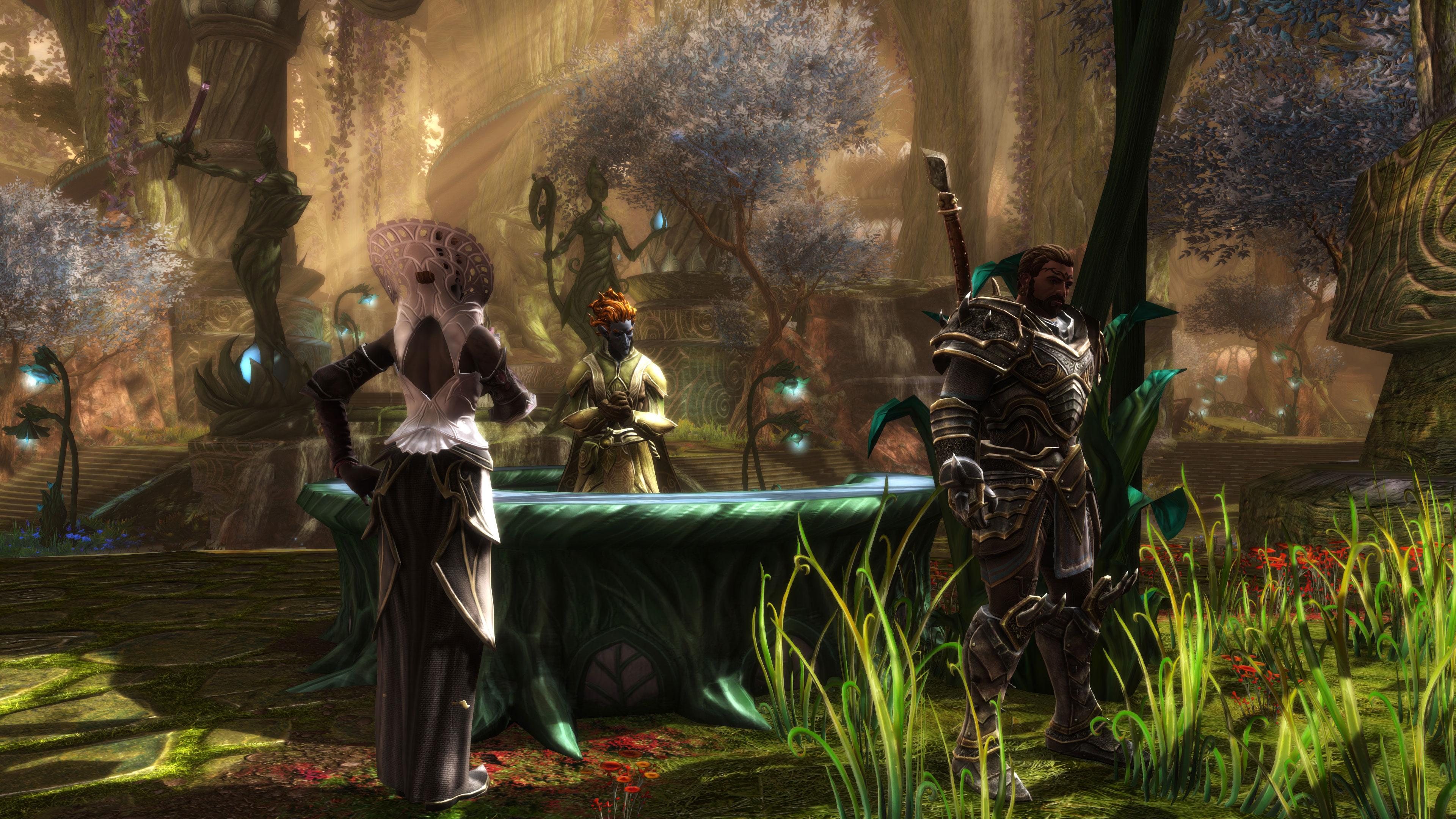 Скриншот №9 к Kingdoms of Amalur Re-Reckoning